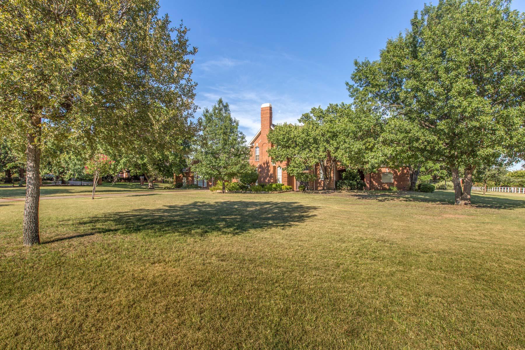 土地,用地 为 销售 在 6 Riva Ridge 弗里斯科, 得克萨斯州, 75034 美国