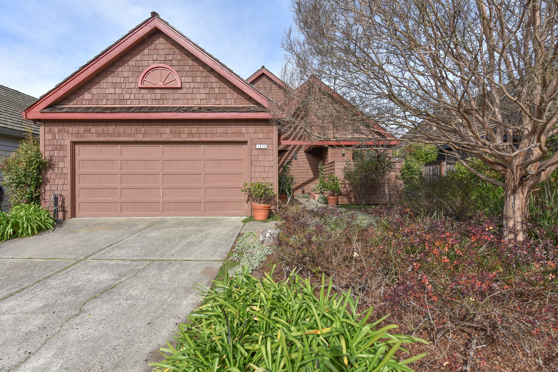 Single Family Home for Sale at 1914 Oak Circle Yountville, California, 94599 United States