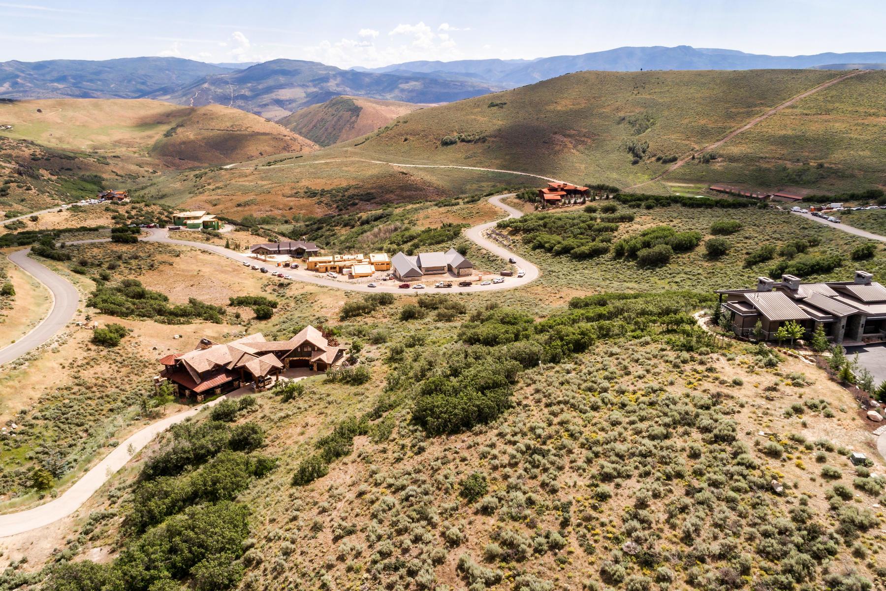 Đất đai vì Bán tại Timeless Mountain Views in Promontory 7702 N Fire Ring Glade, Park City, Utah 84098 Hoa Kỳ