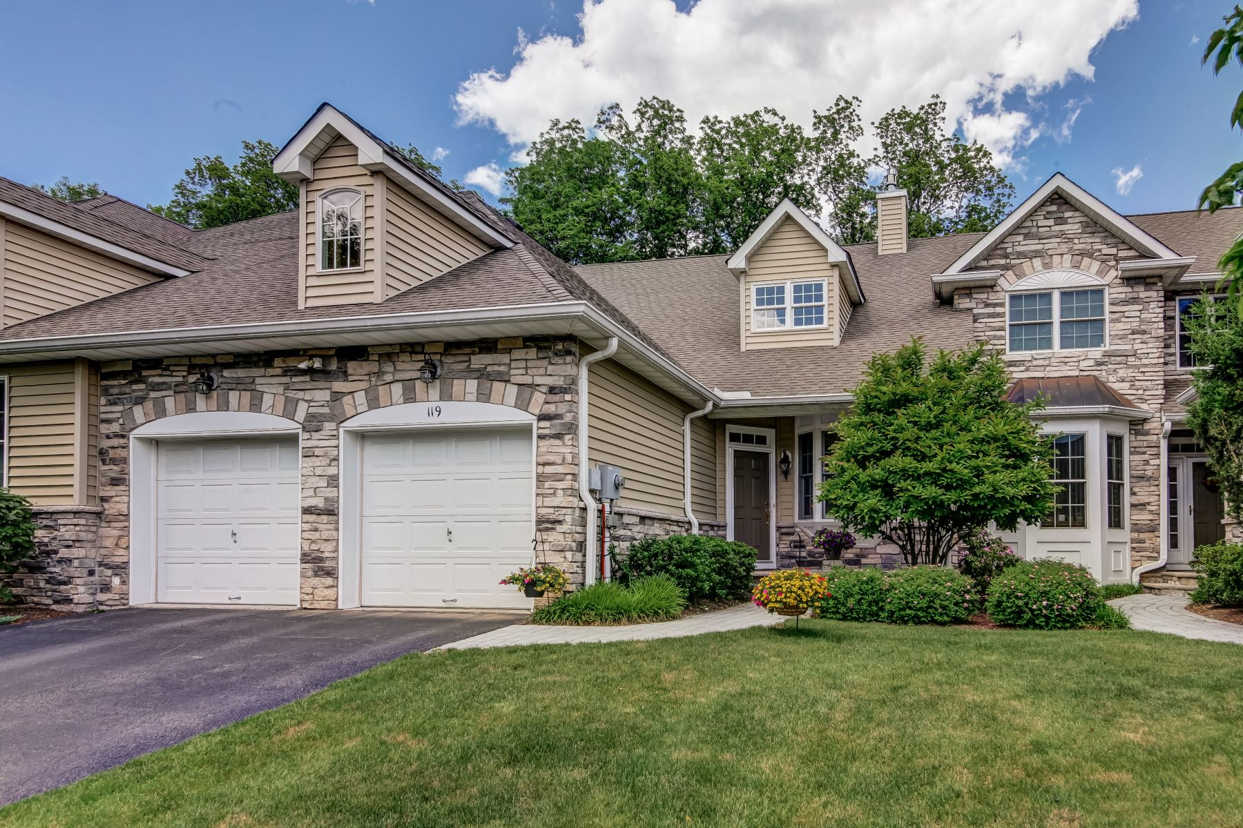 Townhouse for Sale at Exceptional Townhouse 119 Schindler Court Parsippany, New Jersey 07054 United States