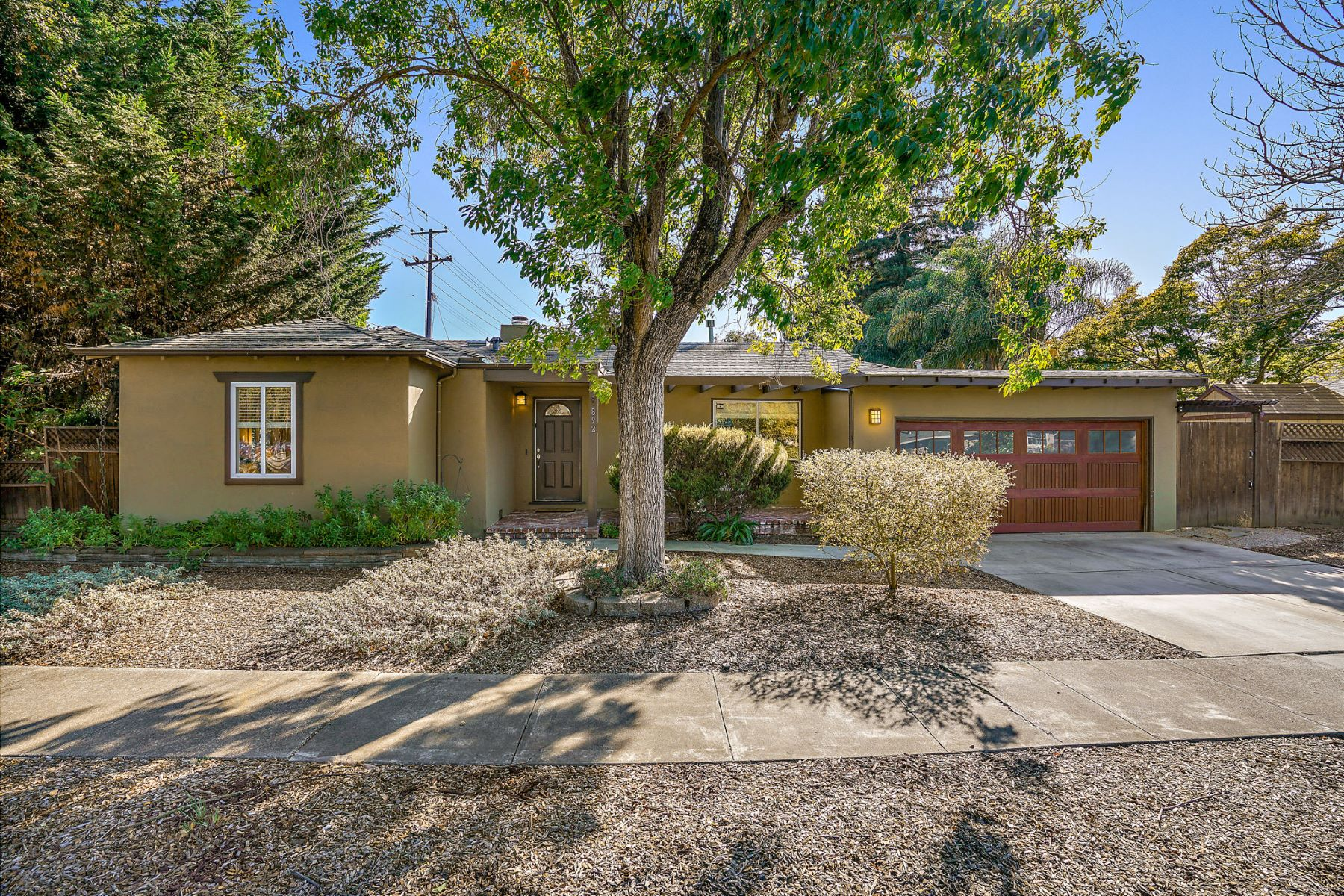 Single Family Homes for Sale at Wonderful Home in Excellent Neighborhood 892 15th Avenue Menlo Park, California 94025 United States