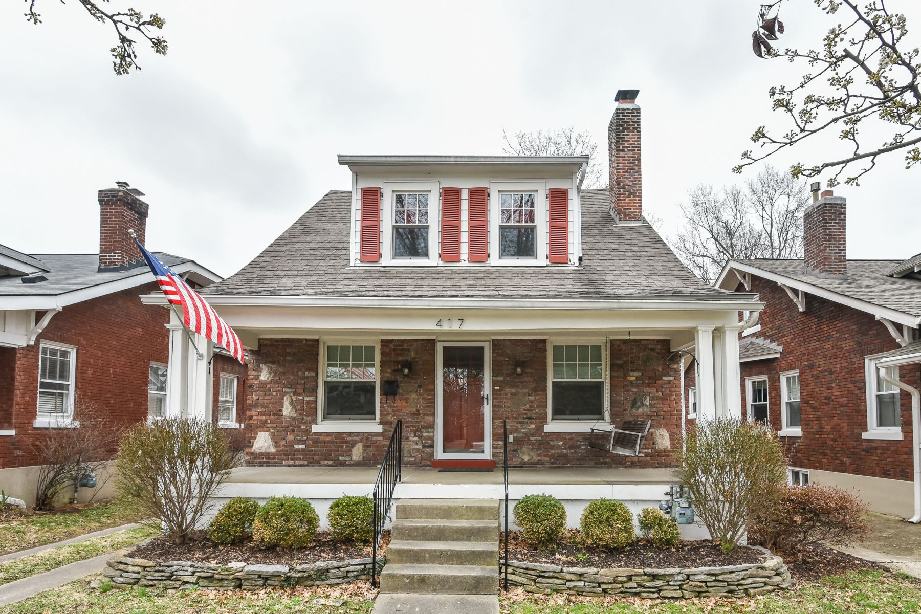 Single Family Home for Sale at 417 Iola Road 417 Iola Road Louisville, Kentucky 40207 United States