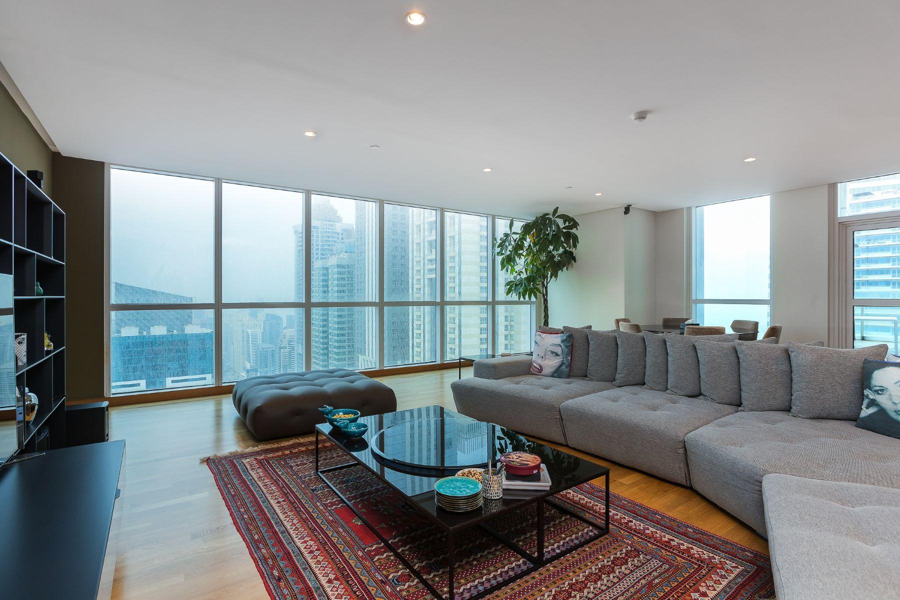 Duplex för Försäljning vid Full Sea View Duplex Penthouse 23 Marina Dubai Marina, 23 Marina Tower 6804 Dubai, Dubai 00000 Förenade Arabemiraten