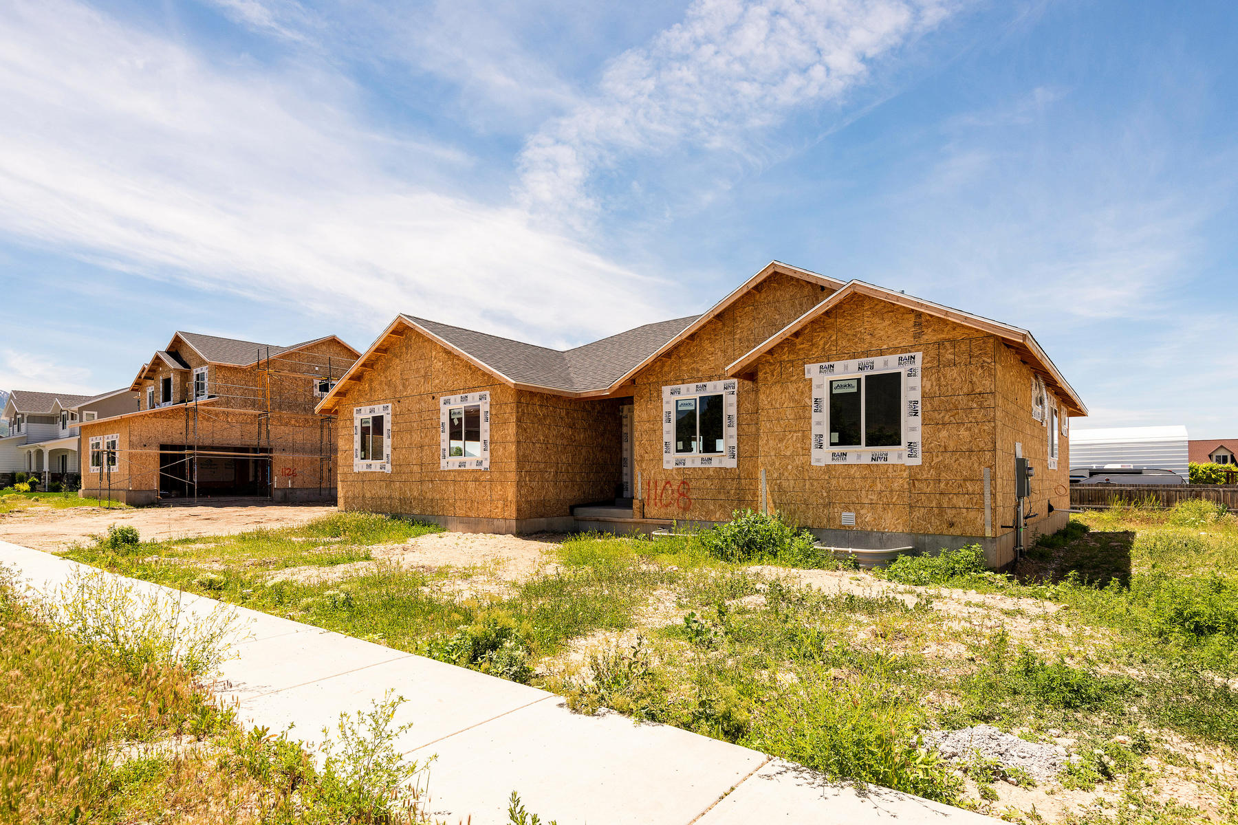 Single Family Homes for Active at New Construction in Spanish Fork 1108 South 2300 East Spanish Fork, Utah 84660 United States