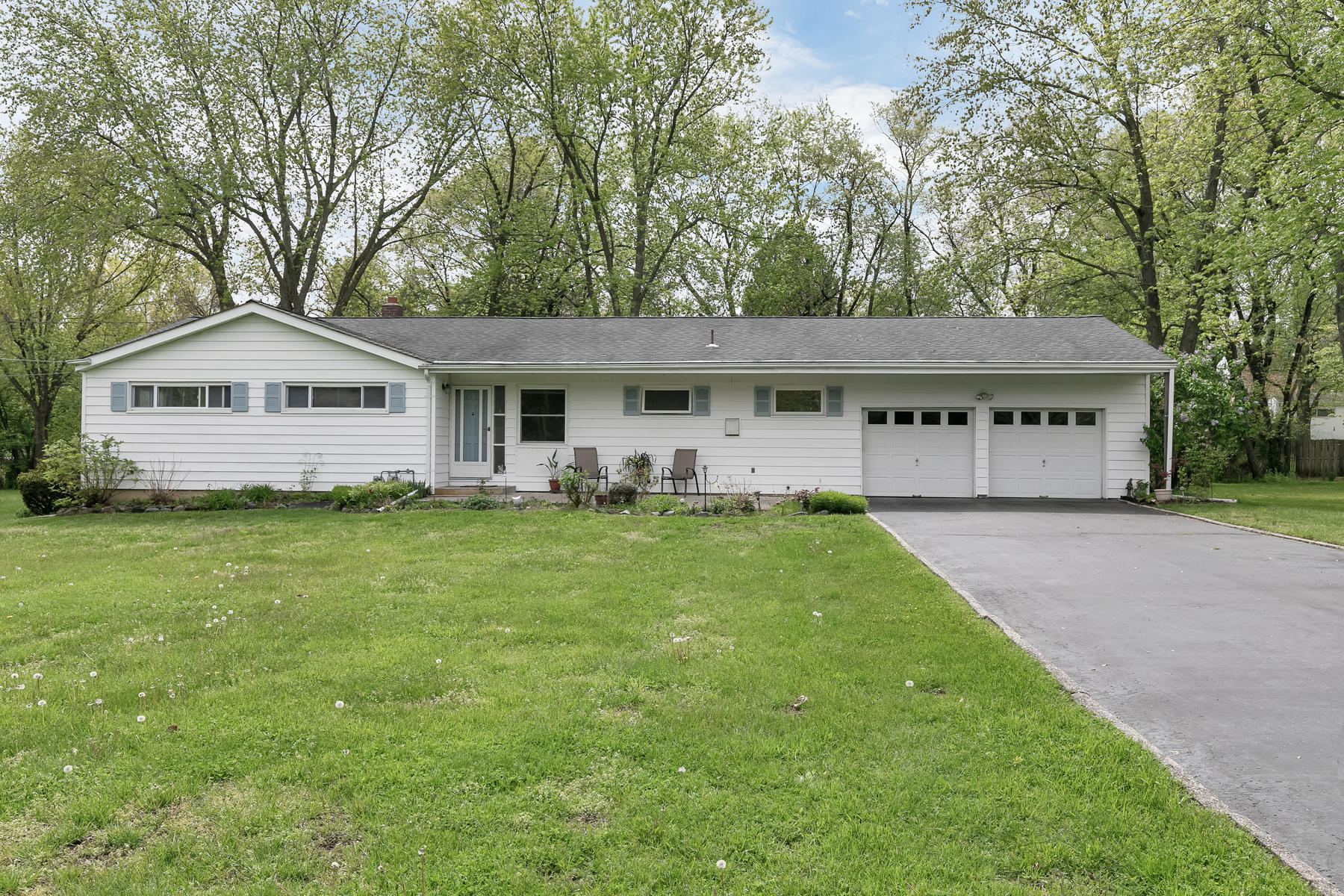 Single Family Home for Sale at Spacious Ranch 64 Thayer Drive, Tinton Falls, New Jersey 07724 United States