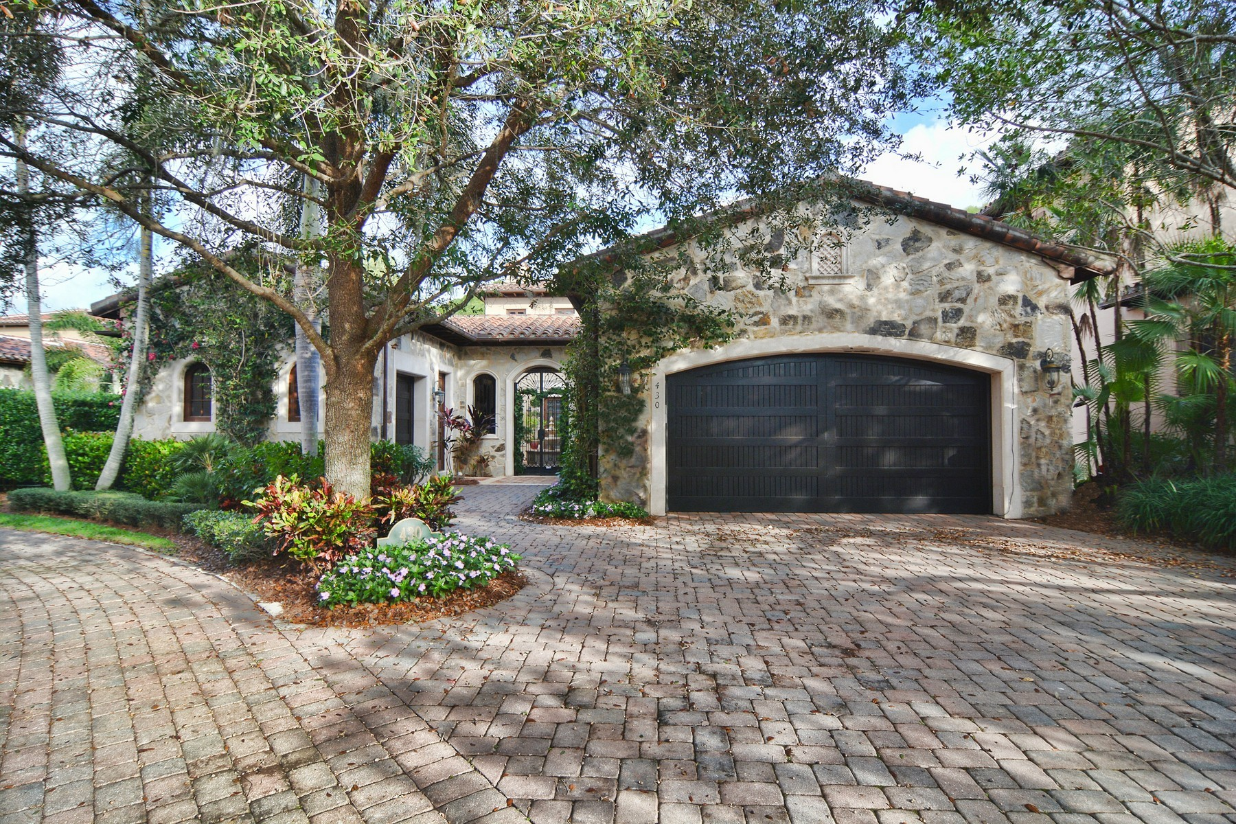 Single Family Home for Sale at The Bear's Club 430 Via Del Orso Jupiter, Florida 33477 United States