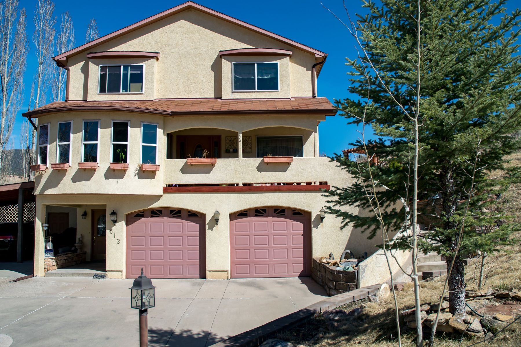 Single Family Home for Sale at Sylvan Estates Custom Residence 613 E 1st Street New Castle, Colorado, 81647 West, United States