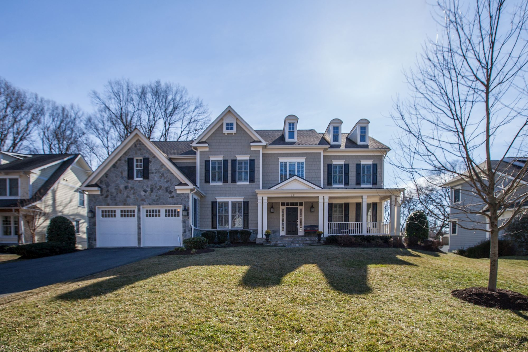 Single Family Home for Sale at Murmering Pines 621 SE Welles Street Se Vienna, Virginia 22180 United States