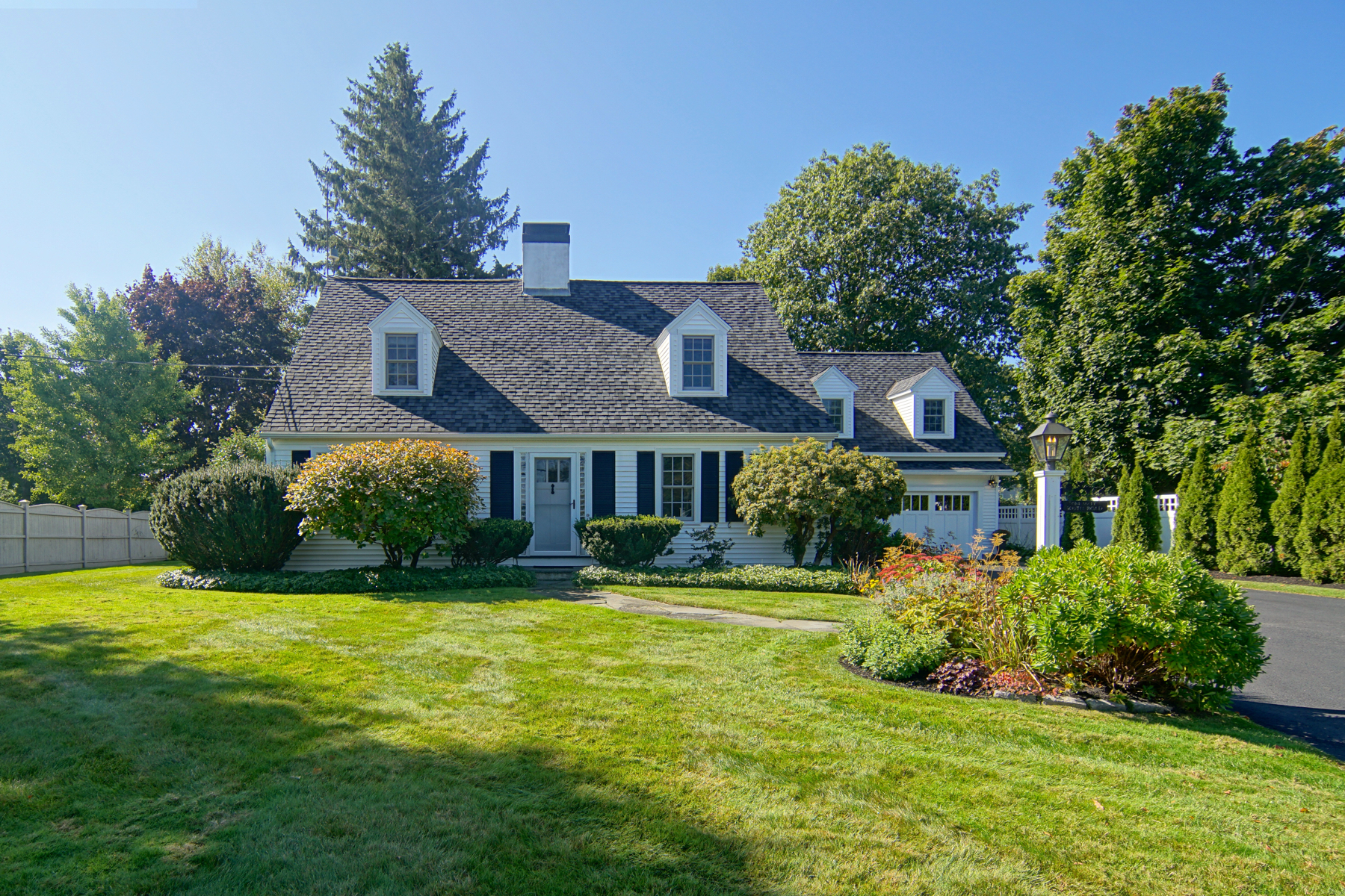 Single Family Homes for Active at Stunning Home Overlooking Abenaqui Country Club 160 South Road Rye Beach, New Hampshire 03871 United States