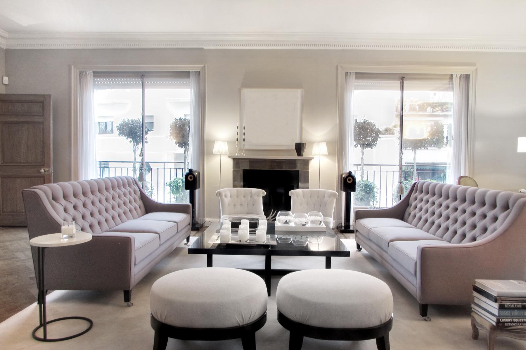 아파트 용 매매 에 Imposing 430 m2 apartment Avenida Alvear 1400, Buenos Aires, 부에노스아이레스, C1014AAP 아르헨티나