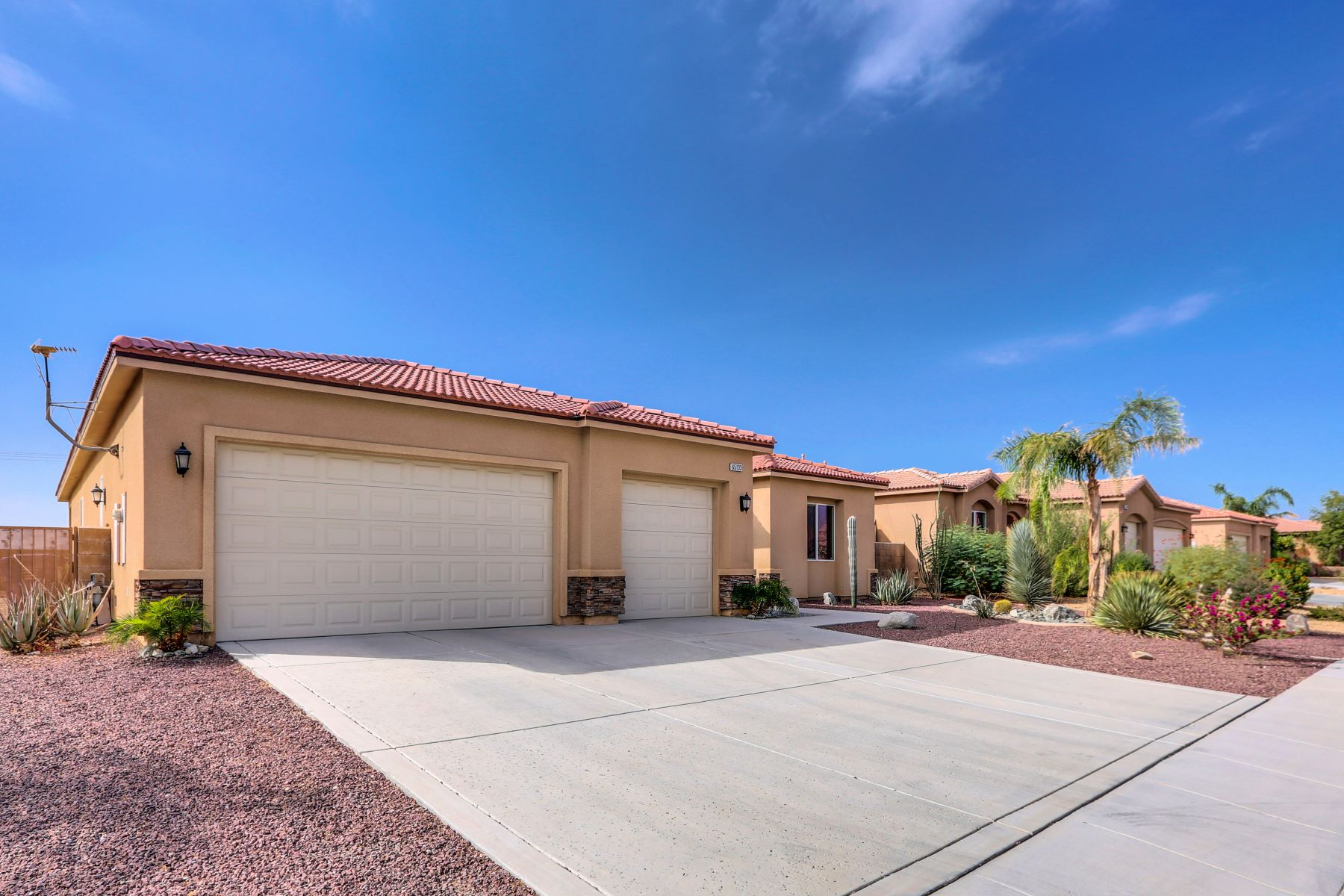 Single Family Homes for Sale at 65133 Rolling Hills Drive Desert Hot Springs, California 92240 United States