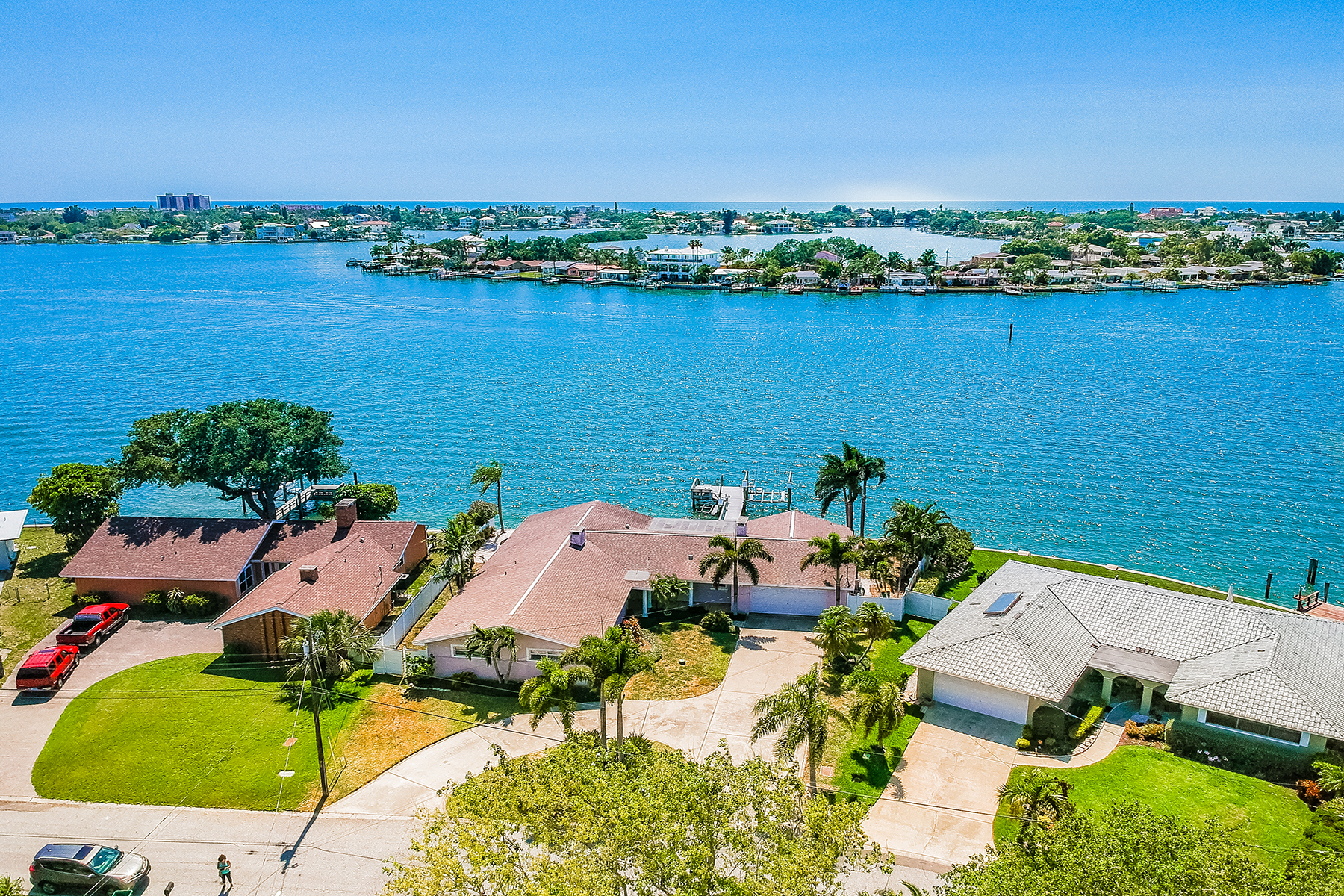 single family homes for Active at LARGO 4597 Clearwater Harbor Dr N Largo, Florida 33770 United States