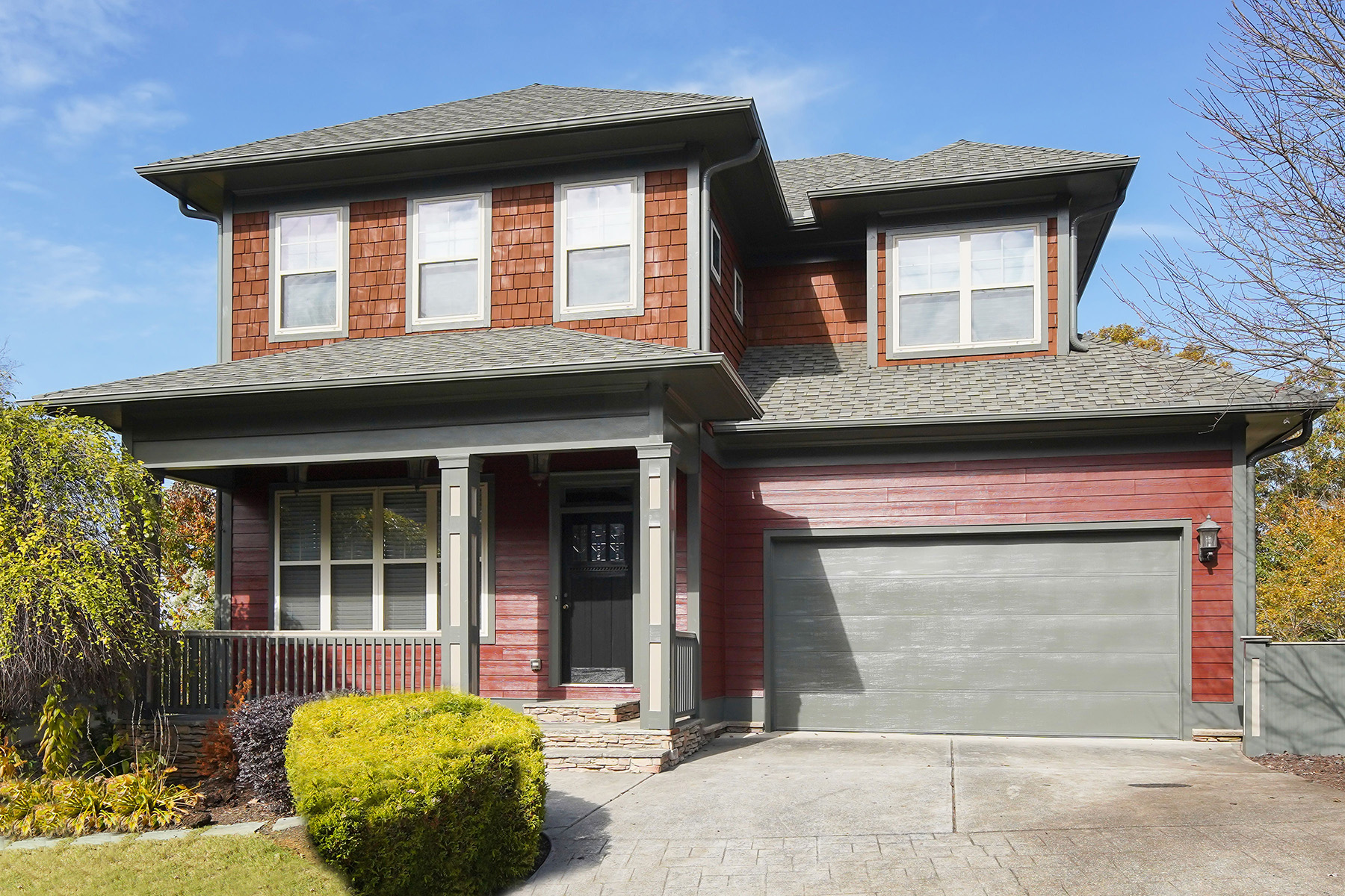 Single Family Home for Sale at Lovely Craftsman Home Located In Quaint Gated Community 2793 Prado Ln Marietta, Georgia 30066 United States