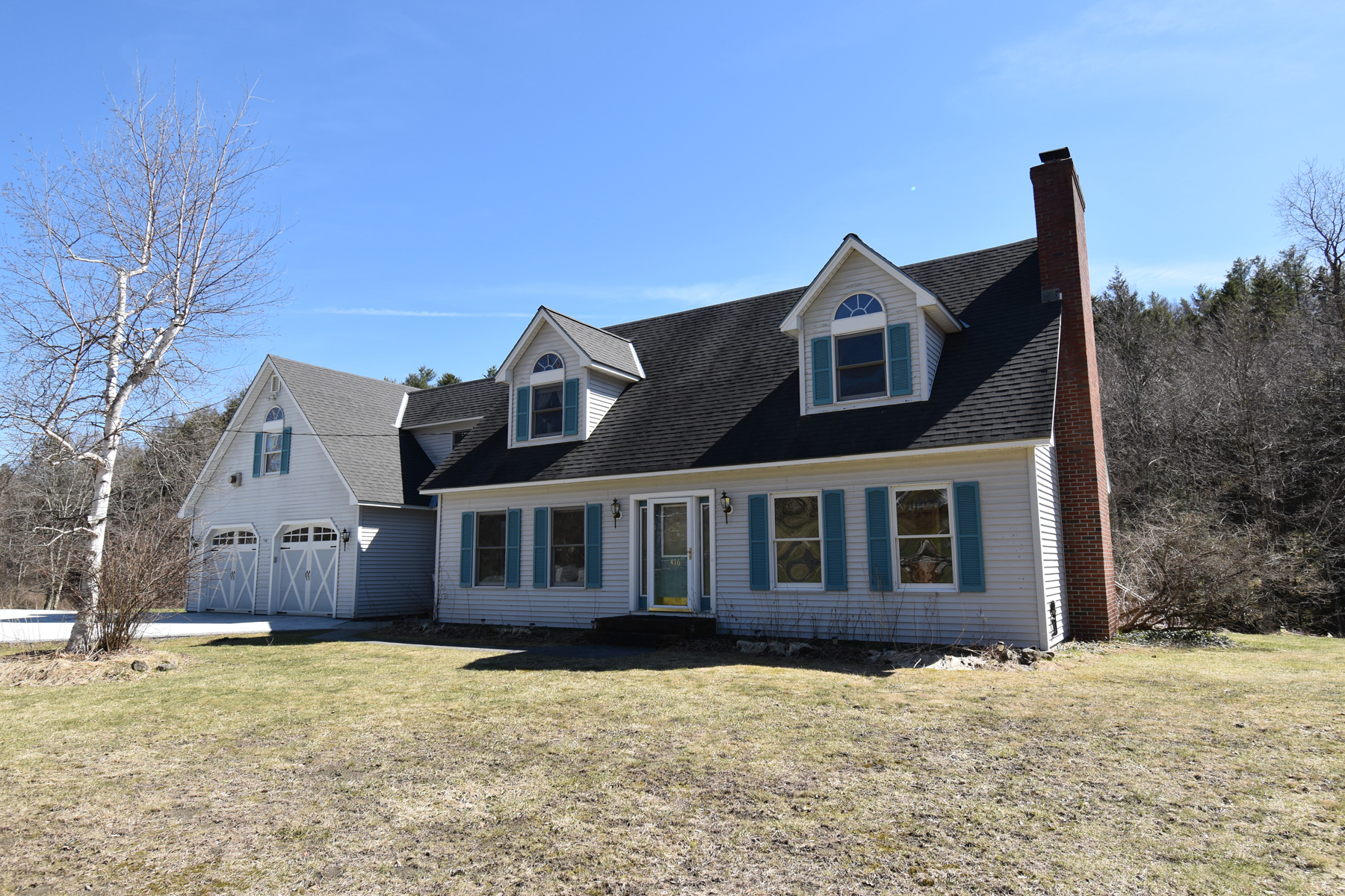 single family homes for Sale at 416 East Street, Middletown Springs 416 East St Middletown Springs, Vermont 05757 United States