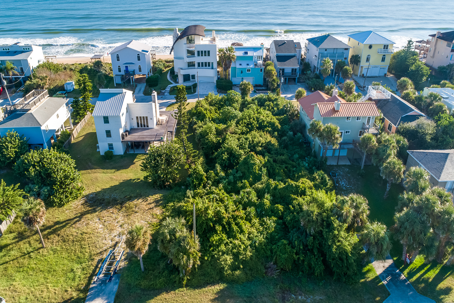 Land for Active at New Smryna Beach S Atlantic Ave New Smyrna Beach, Florida 32169 United States