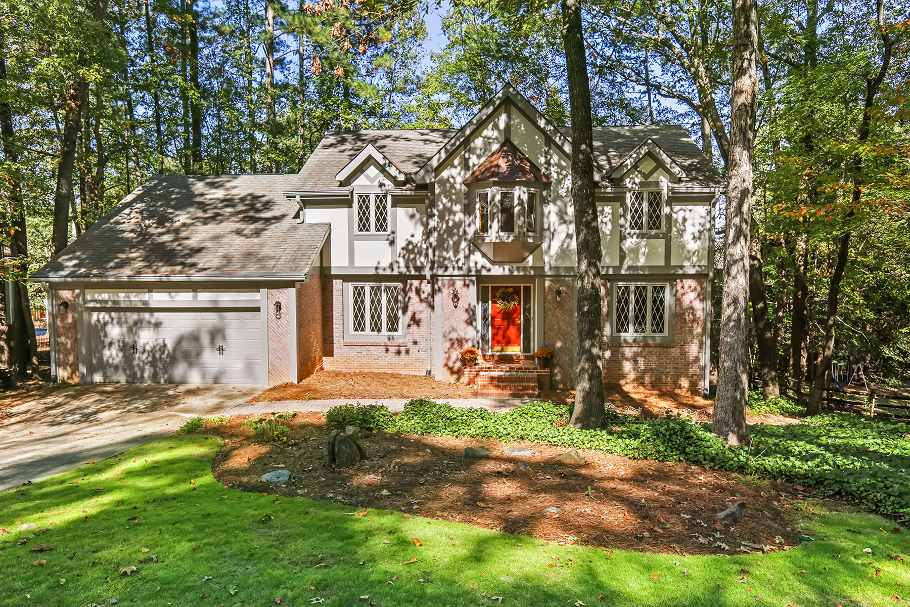 Single Family Home for Sale at BeautifullyRenovatedMulti-GenerationalLakeviewHome 131 Clipper Bay Dr Alpharetta, Georgia 30005 United States