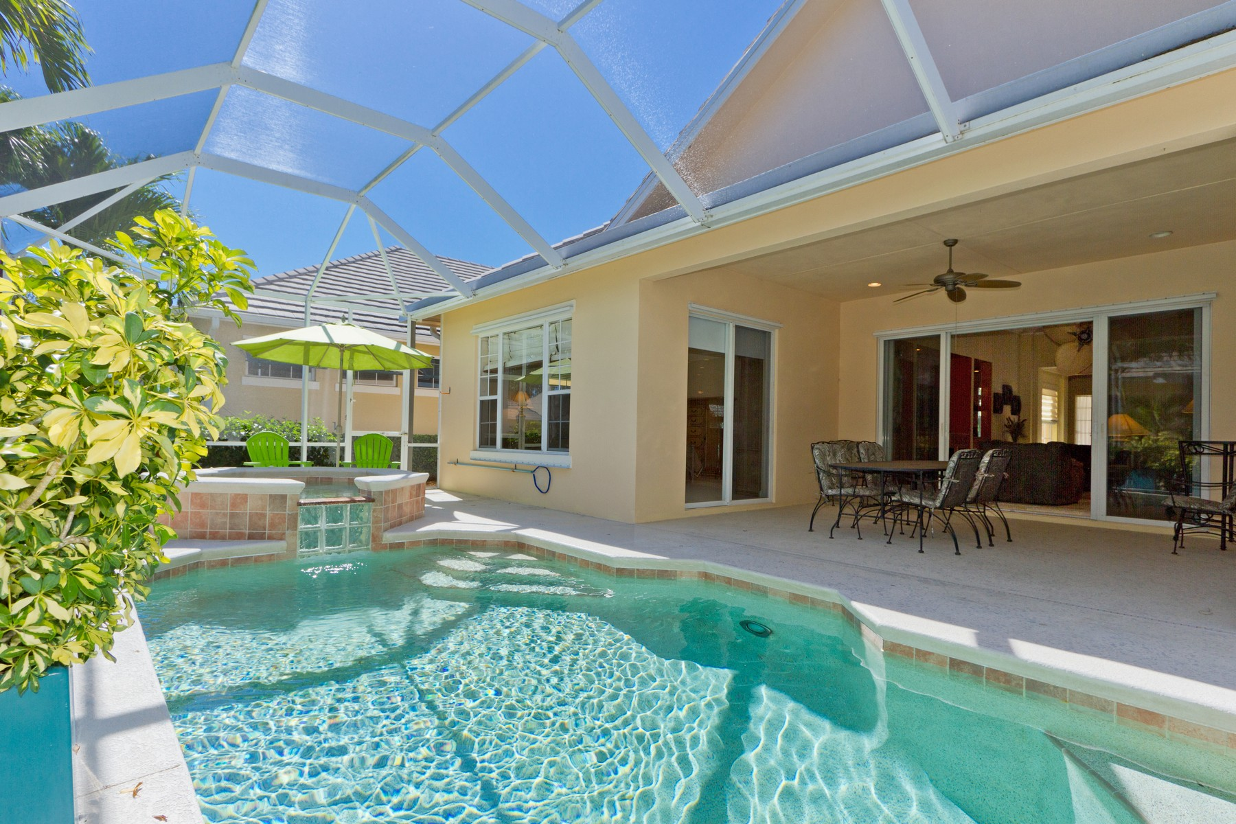 Property for Sale at Elegant Island Design and Architecture 2070 Indian Summer Ln Vero Beach, Florida 32963 United States
