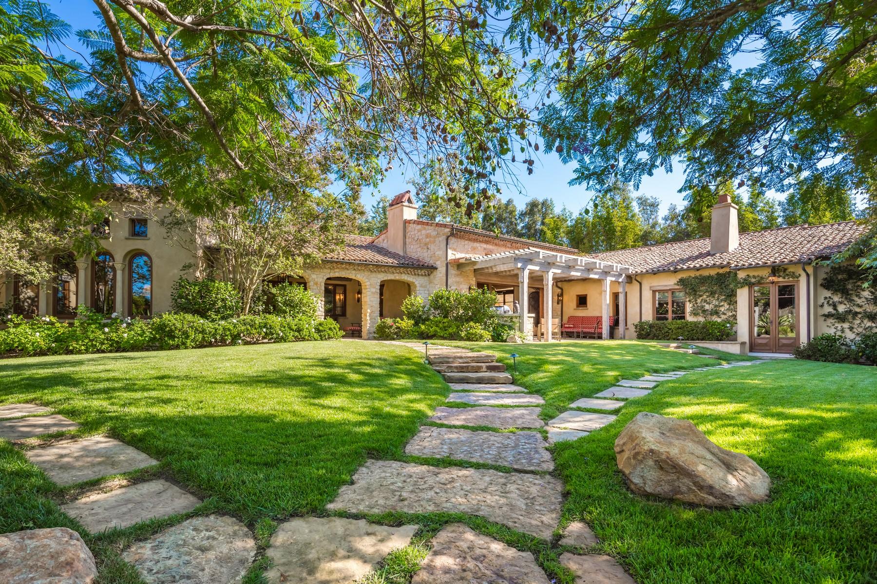 Property for Sale at 6560 La Valle Plateada Rancho Santa Fe, California 92067 United States