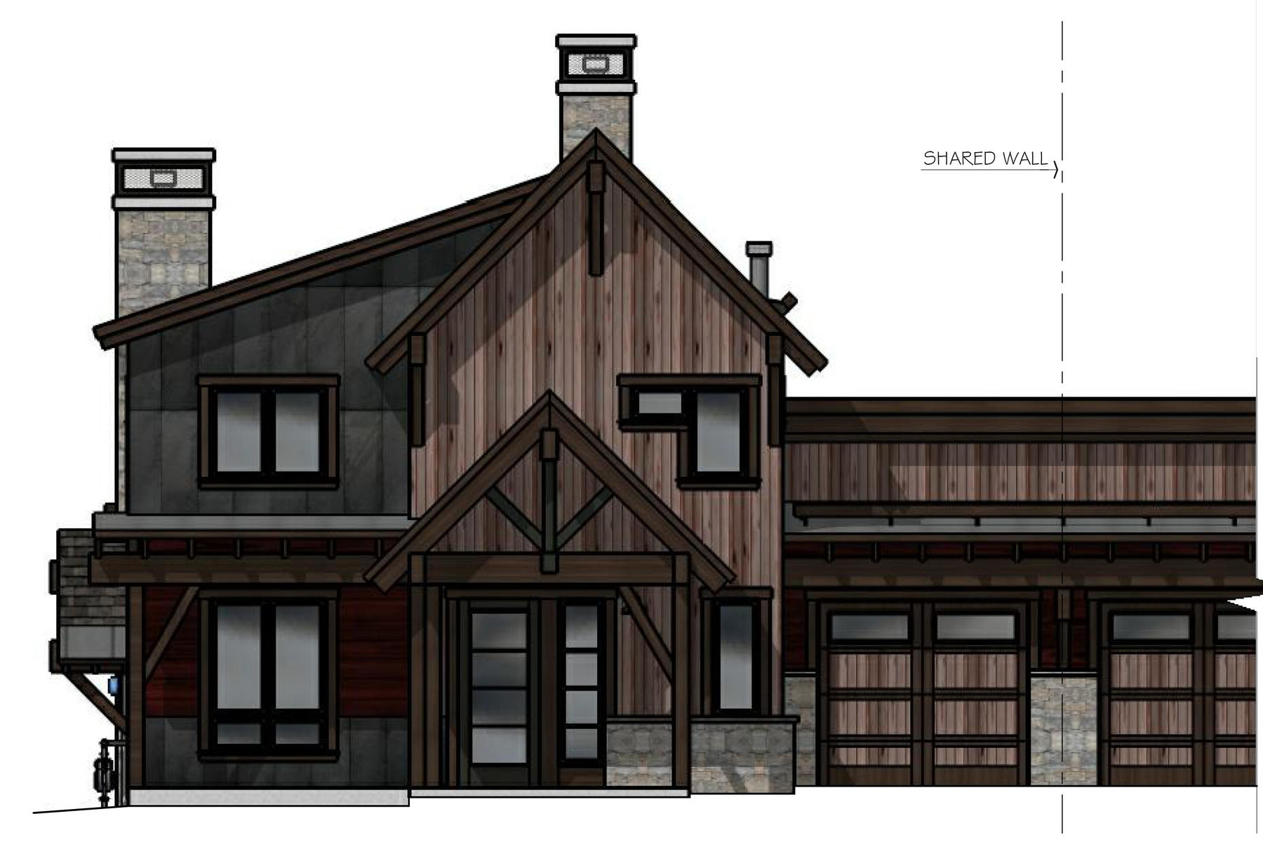 Dúplex por un Venta en Waters at Silver Trout 62 Fenwick Lane Silverthorne, Colorado 80497 Estados Unidos