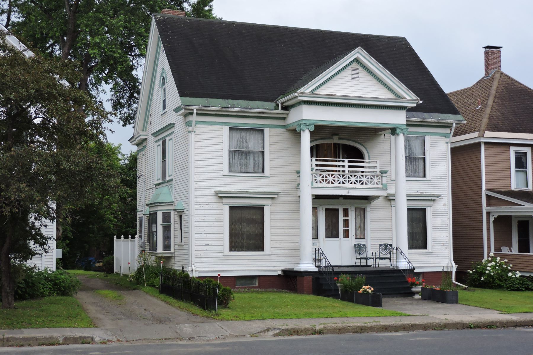 Single Family Homes for Sale at 51 Maple Street, Lyndon 51 Maple St Lyndon, Vermont 05851 United States