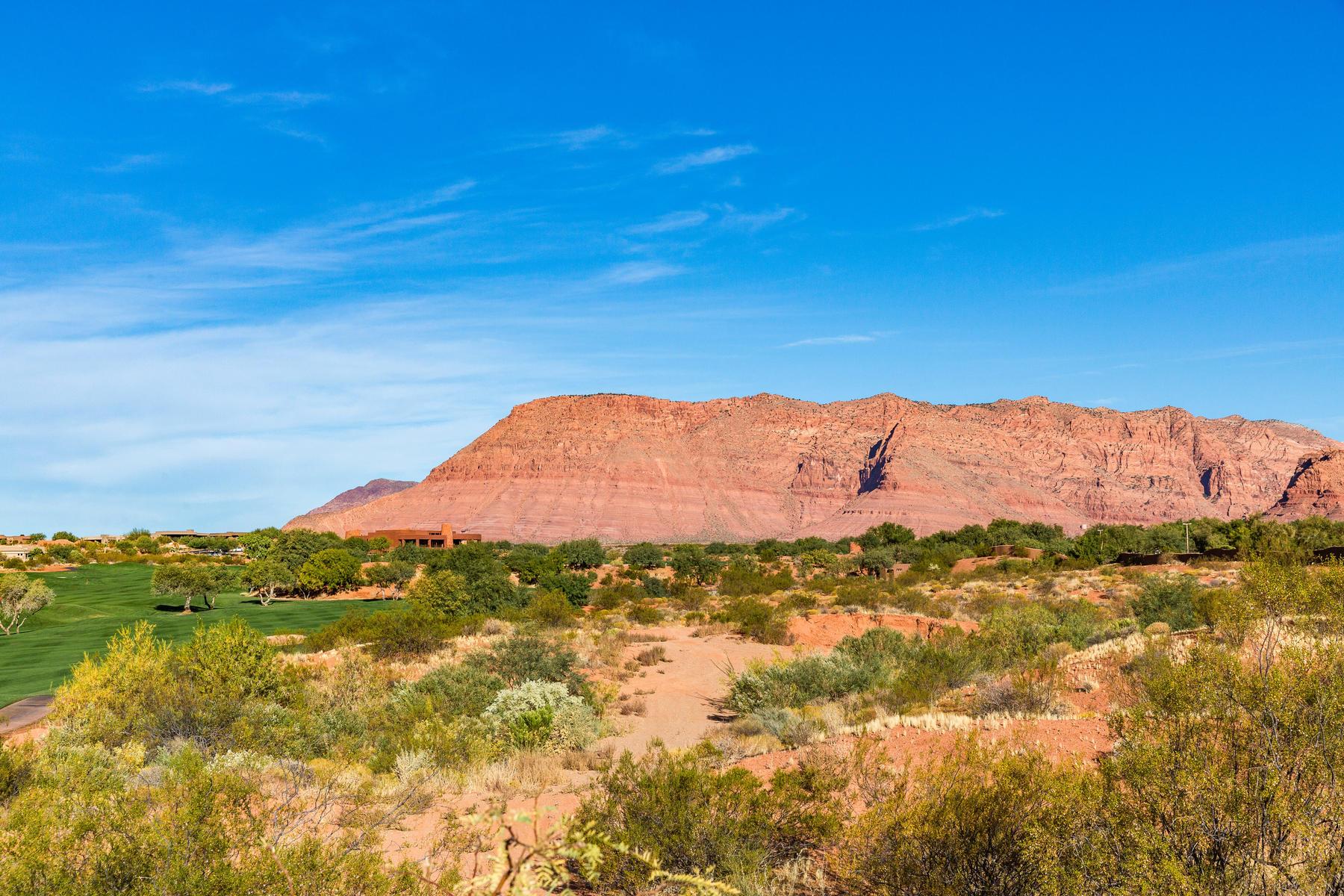 Land for Sale at Developers Dream At Entrada Anasazi Hills At Entrada 8.58 St. George, Utah 84770 United States