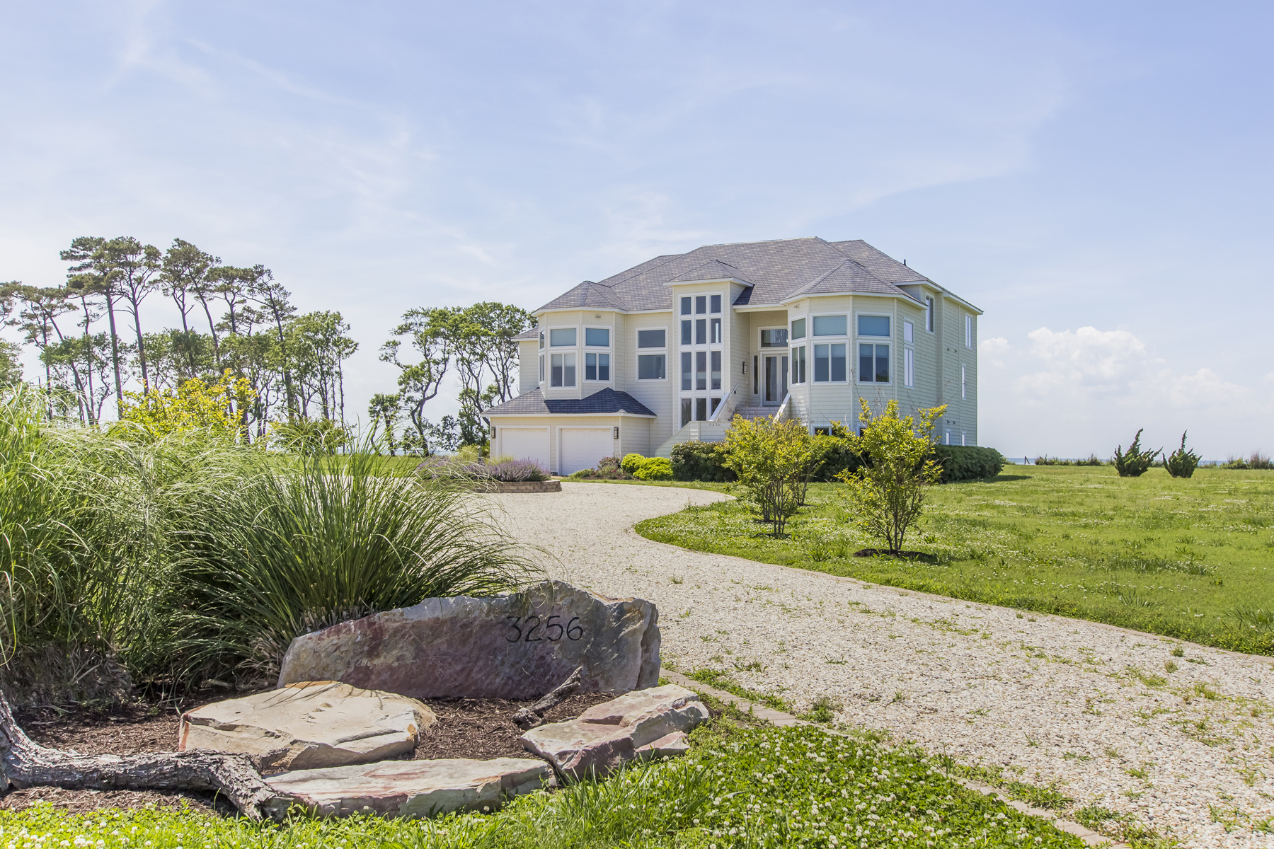 Single Family Home for Sale at Sunset Shores 3256 Sunset Way Machipongo, Virginia 23405 United States