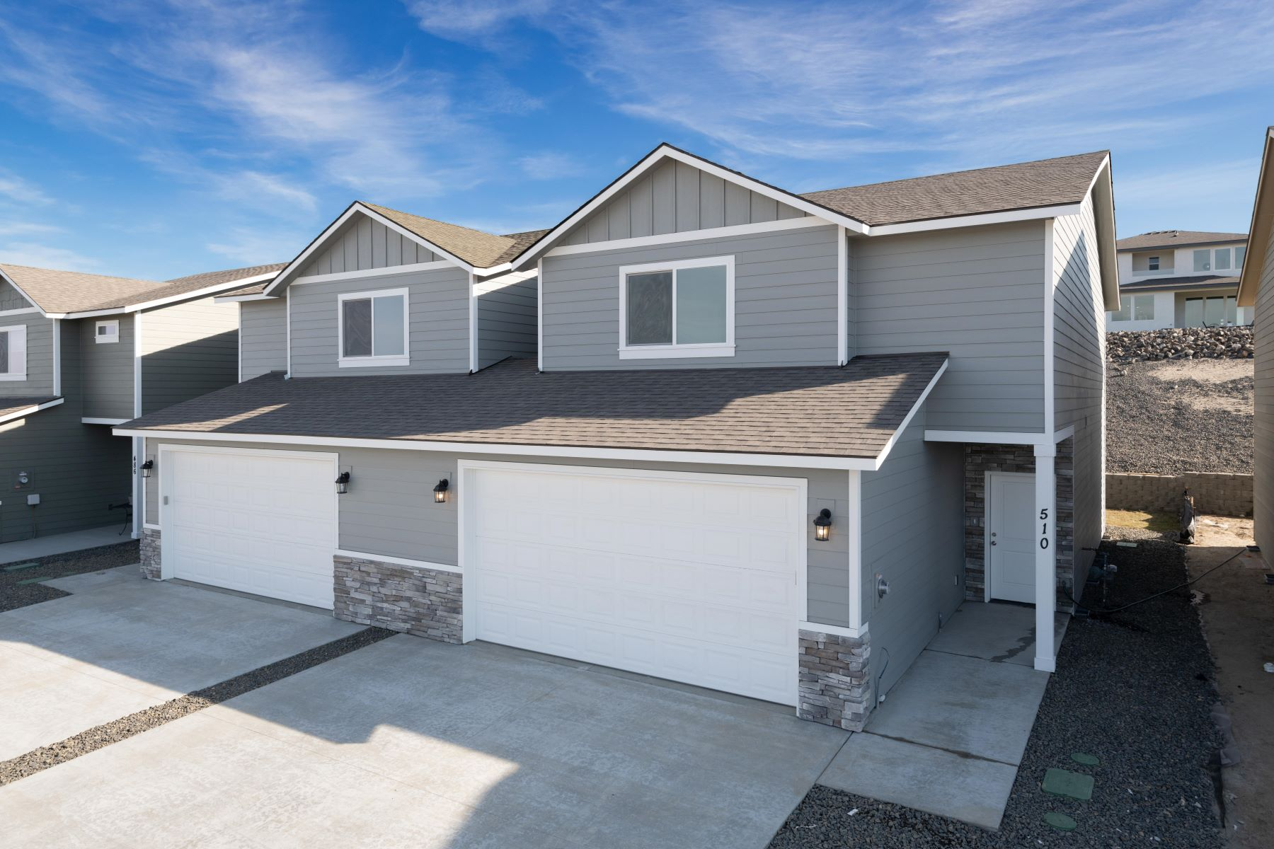 townhouses for Sale at NEW TOWNHOME COMMUNITY WITH VIEWS 510 Bedrock Loop West Richland, Washington 99353 United States