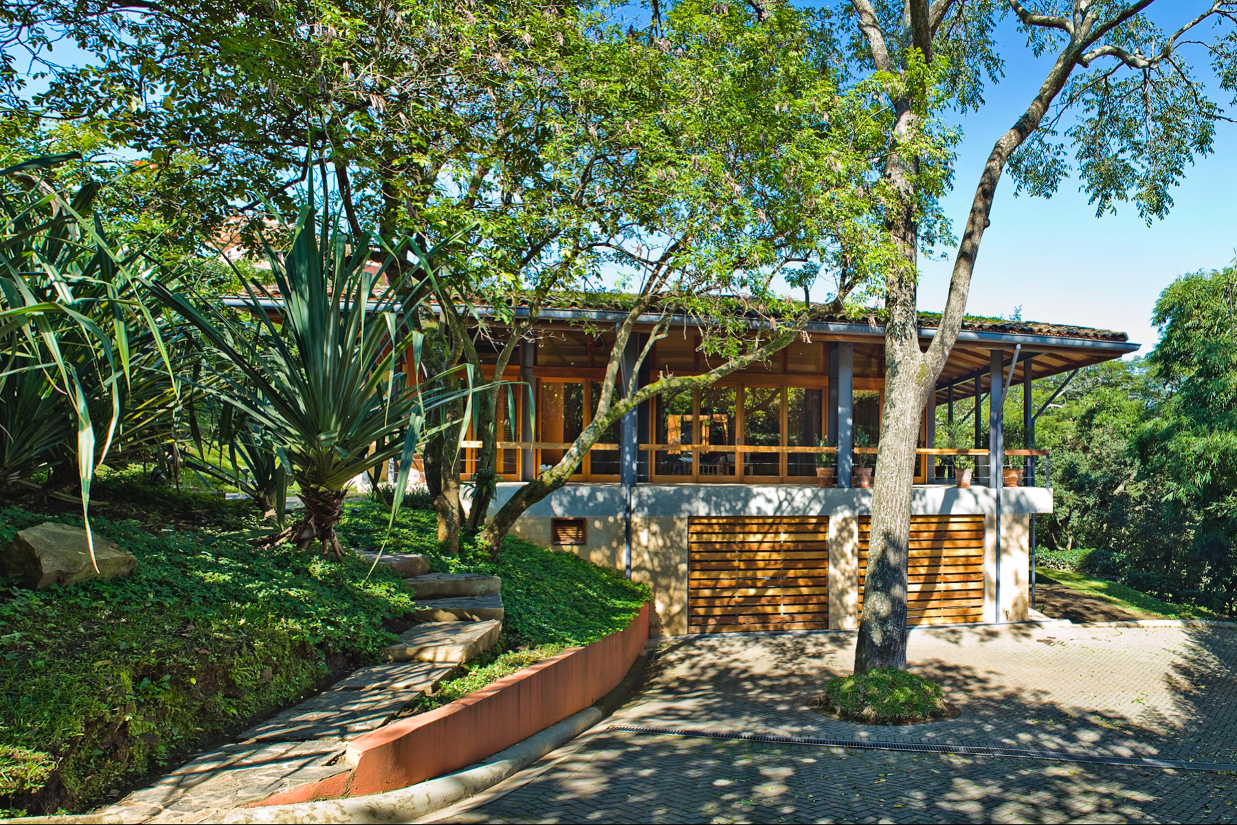 Single Family Homes for Sale at Forest View Villa Real Santa Ana, San Jose Costa Rica