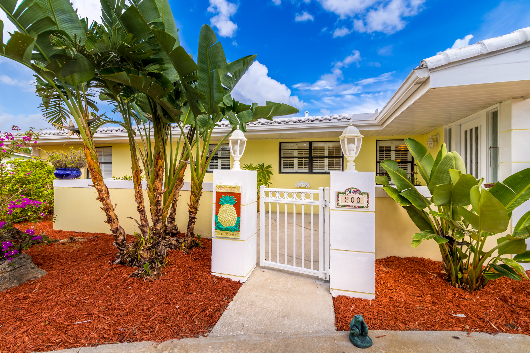 Property for Sale at Pool Home on Nearly 1/2 Acre in Indialantic by the Sea! 200 Deland Avenue Indialantic, Florida 32903 United States