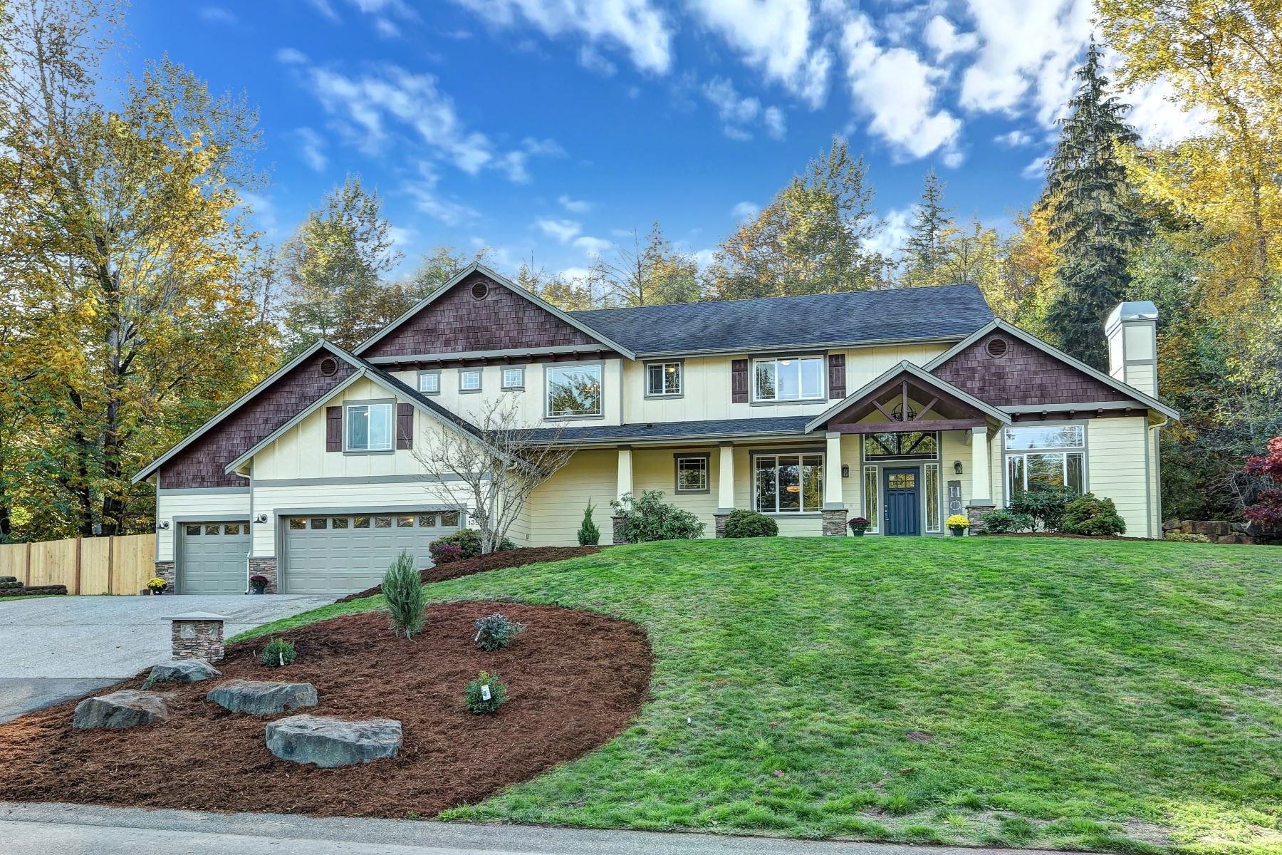 Single Family Homes for Sale at 13514 3rd Ave, Marysville 13514 3rd Ave NE Marysville, Washington 98271 United States