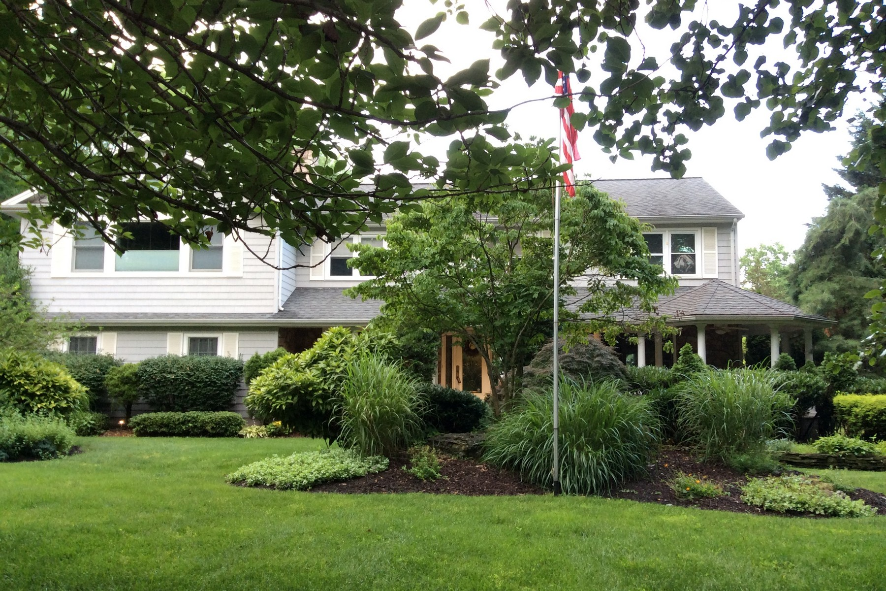 Single Family Home for Sale at Serenity describes this Colonial location 183 Green Oak Blvd, Middletown, New Jersey 07748 United States
