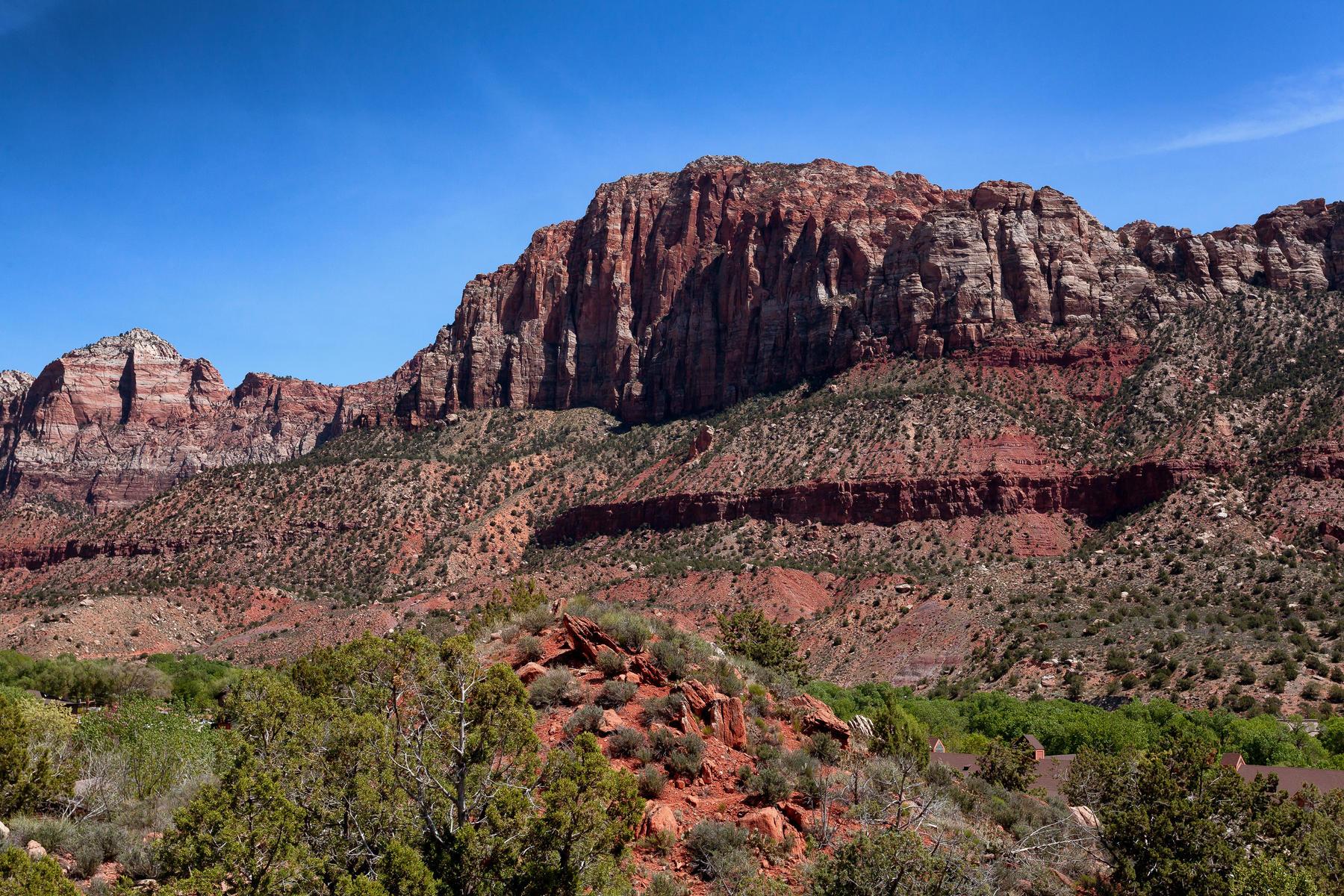 Land for Sale at ZION ACREAGE, SPRINGDALE, UT 20.25 Acres Springdale Springdale, Utah, 84767 United States