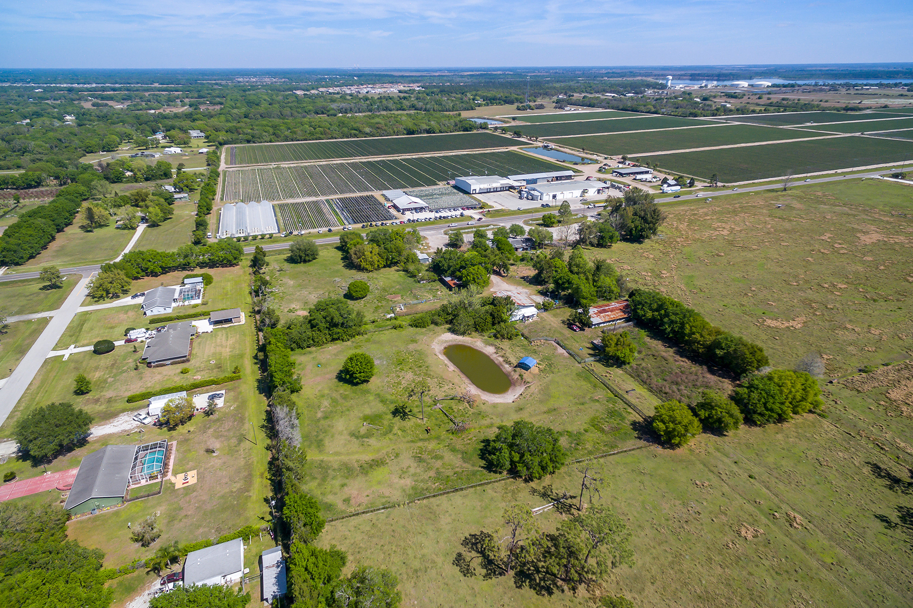 Land for Sale at 16500 STATE RD 64 16500 E State Rd 64 Bradenton, Florida 34212 United States