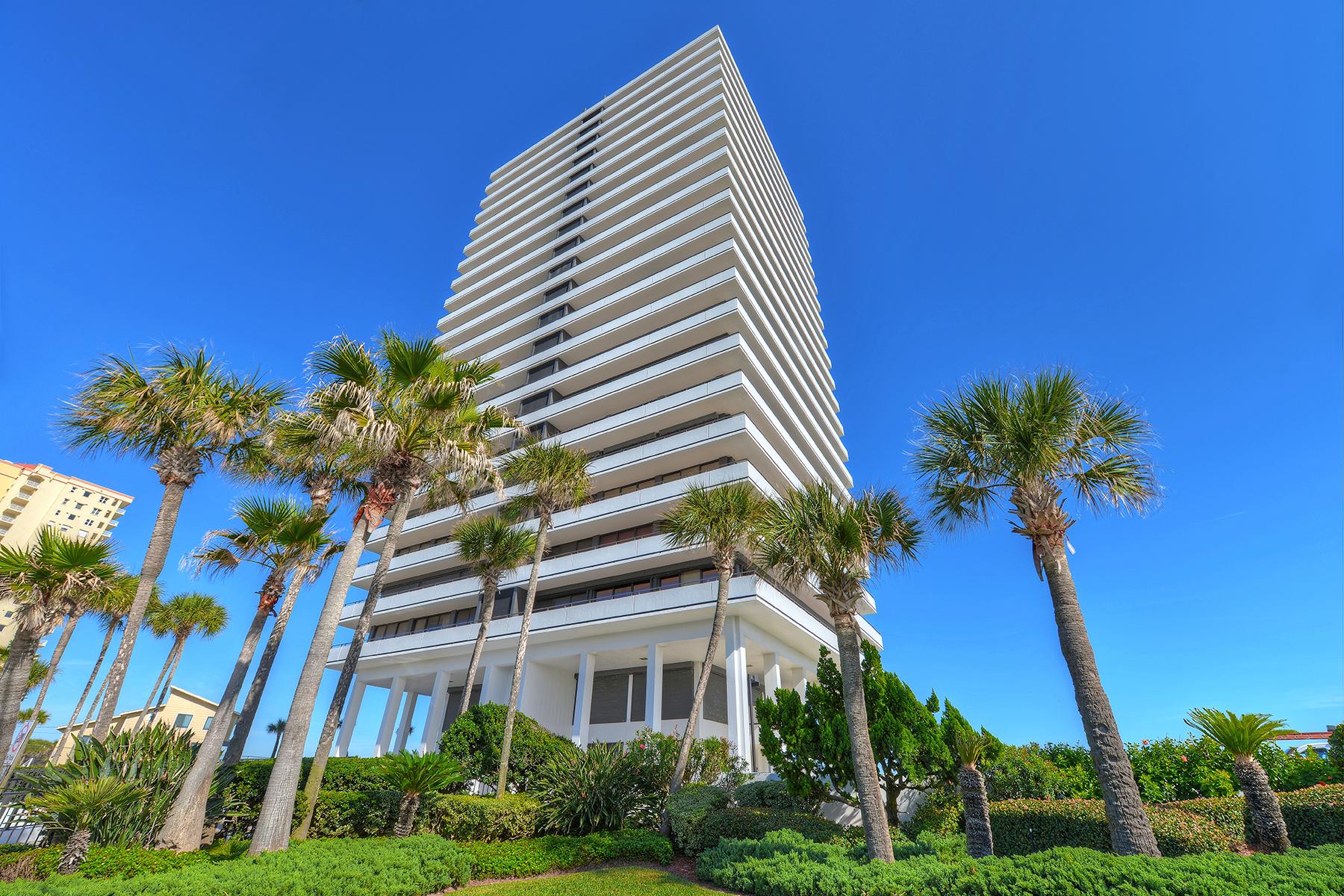 콘도미니엄 용 매매 에 2200 N Atlantic Ave , 801, Daytona Beach, FL 32118 2200 N Atlantic Ave 801 Daytona Beach, 플로리다 32118 미국