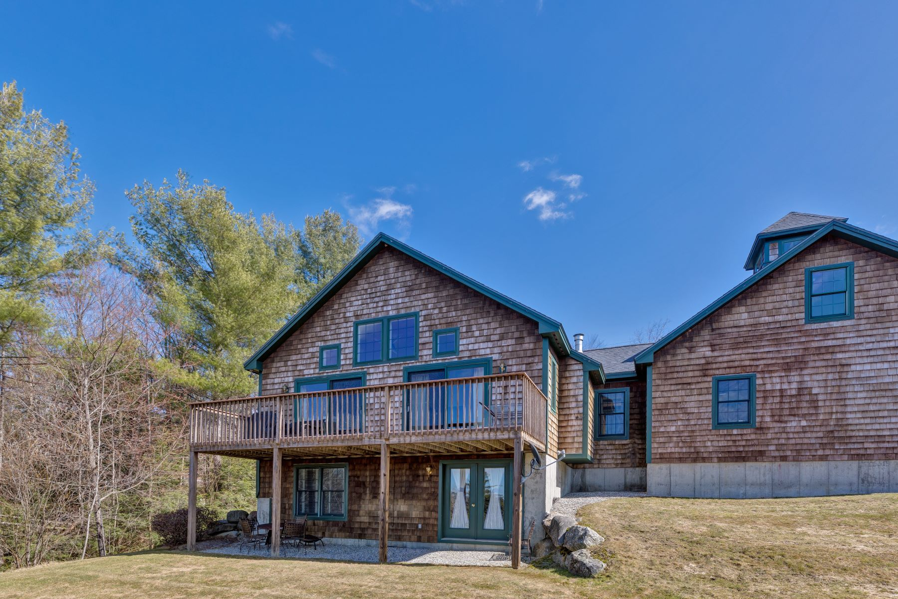 Condominiums for Active at 56B Burkehaven Hill Road Sunapee, New Hampshire 03782 United States