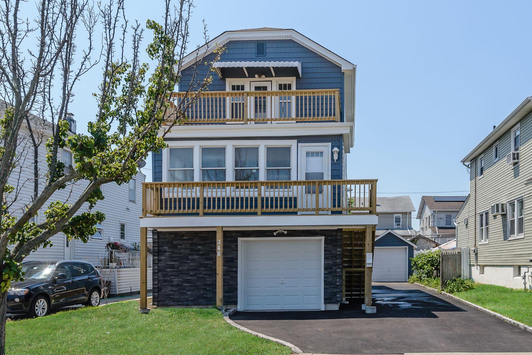Многосемейный дом для того Продажа на 346 West Hudson St , Long Beach, NY 11561 346 West Hudson St Long Beach, Нью-Йорк 11561 Соединенные Штаты