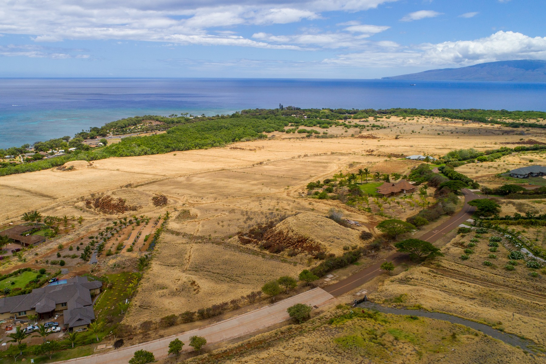 Land for Active at Live Big Views in Olowalu, West Maui 295 Luawai Street, Lot #12 Olowalu, Hawaii 96761 United States