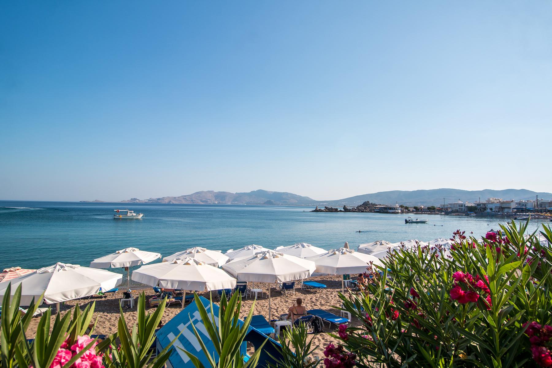 Appartement pour l Vente à Sapphire Bay Rhodes, Southern Aegean, Grèce