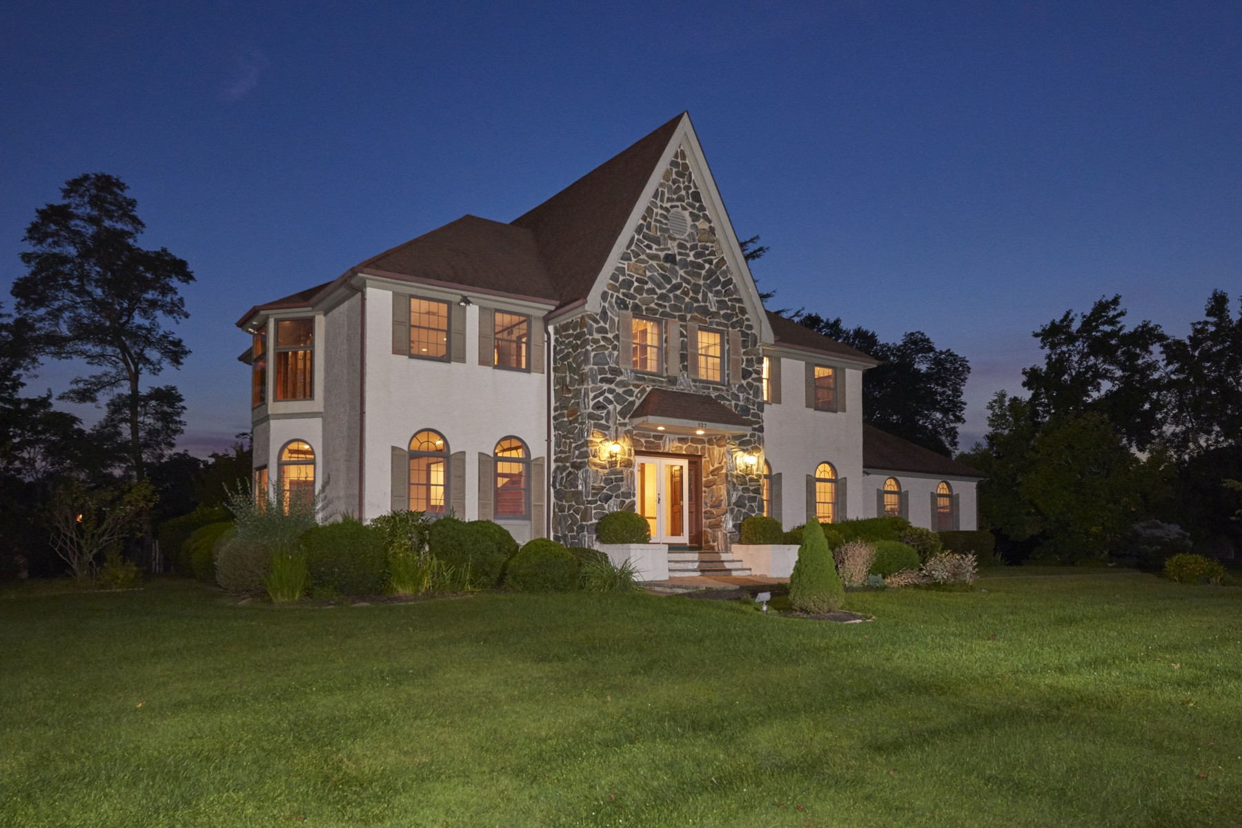 Single Family Homes for Sale at LIVE INSPIRED 527 Seven Bridges Rd Little Silver, New Jersey 07739 United States