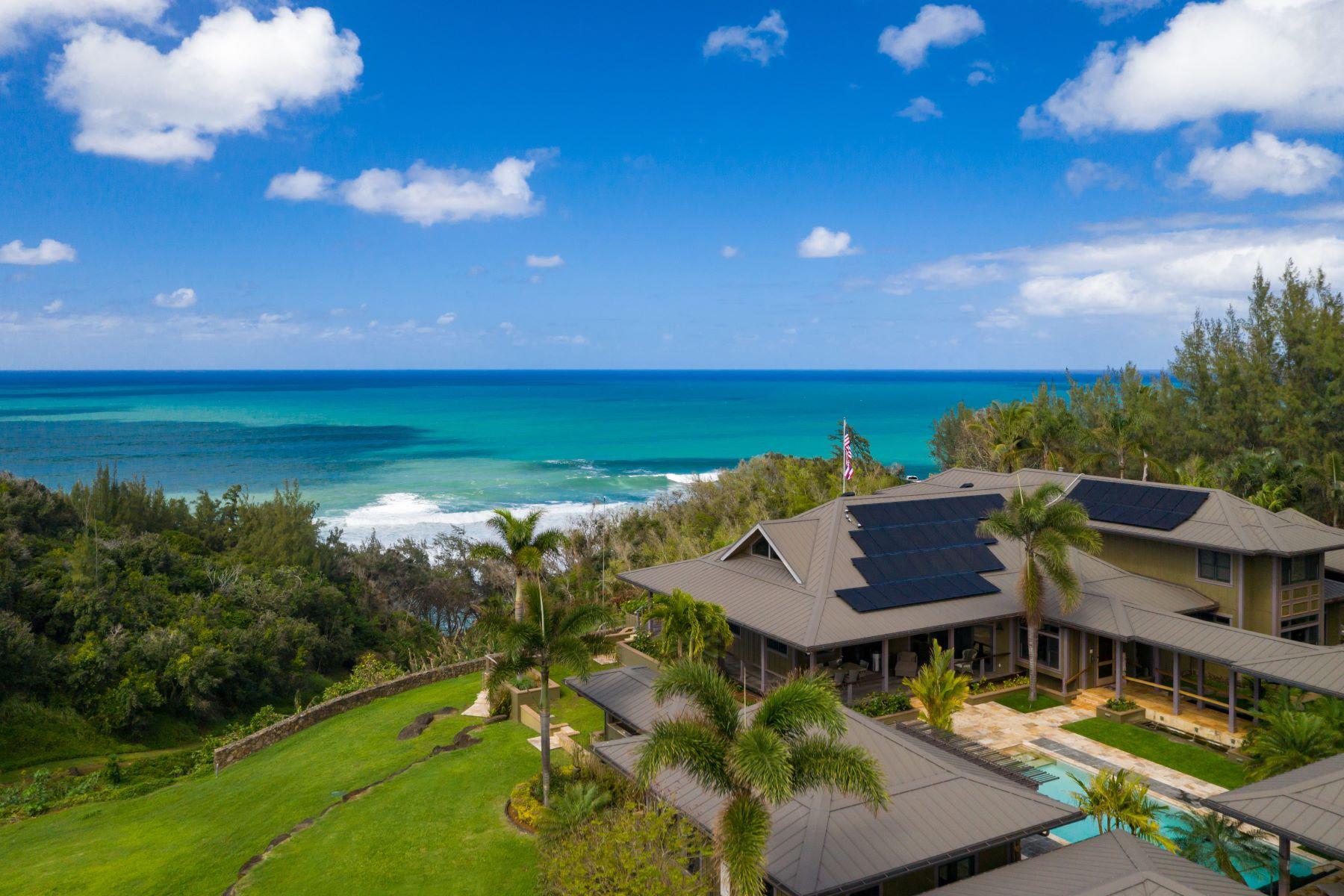 Single Family Homes för Försäljning vid Hale Ihilani 4154 N Waiakalua Street #3, Kilauea, Hawaii 96754 Förenta staterna