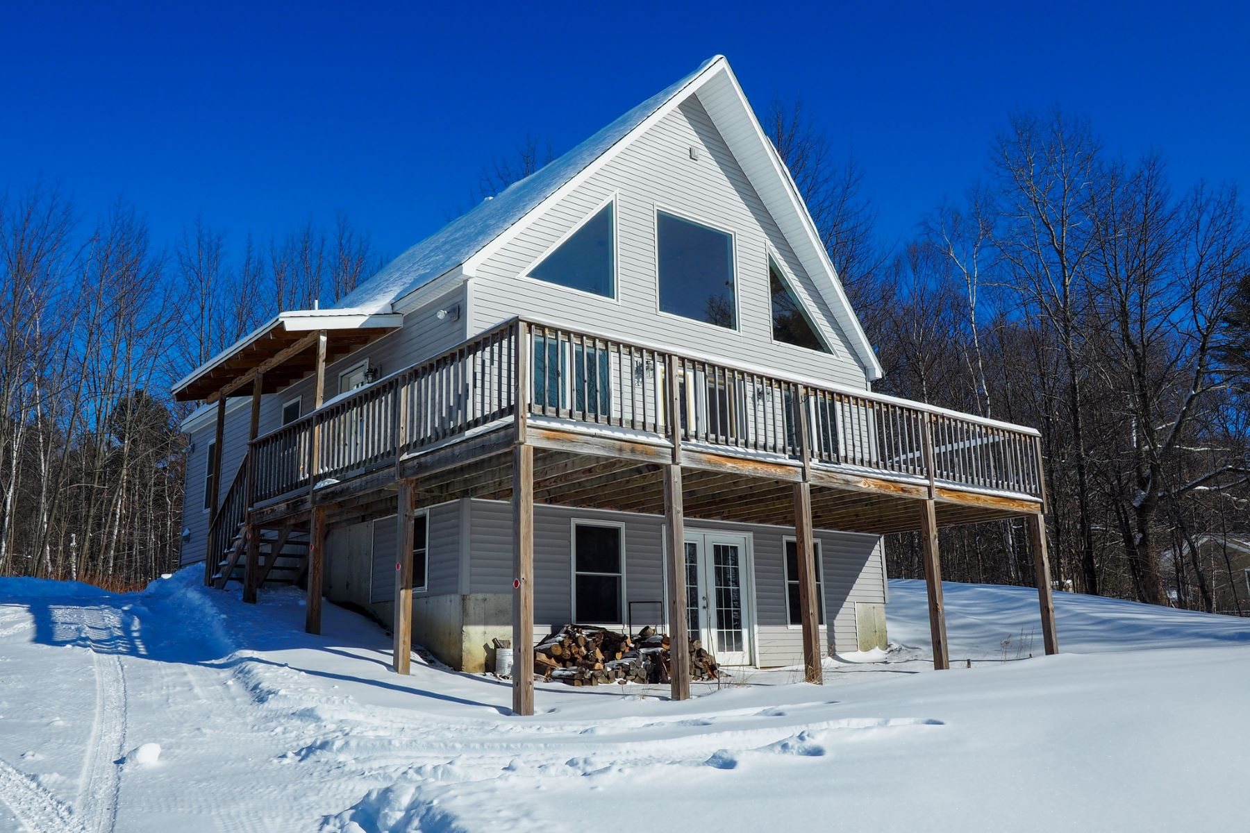 Single Family Homes for Sale at 26 Willoughby Lake Road Brownington, Vermont 05860 United States