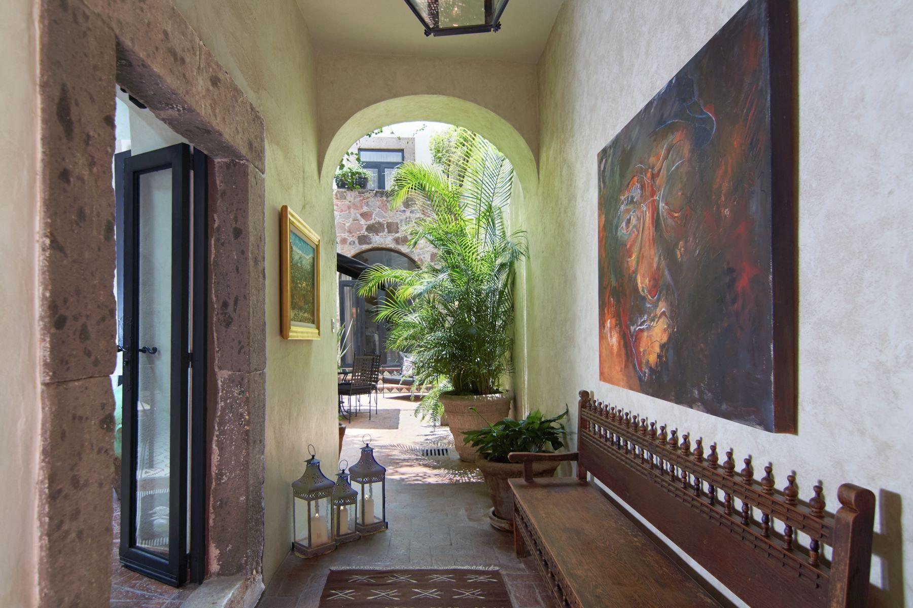 一戸建て のために 売買 アット Casa Corazon Terraplen 36 San Miguel De Allende, Guanajuato, 37700 メキシコ