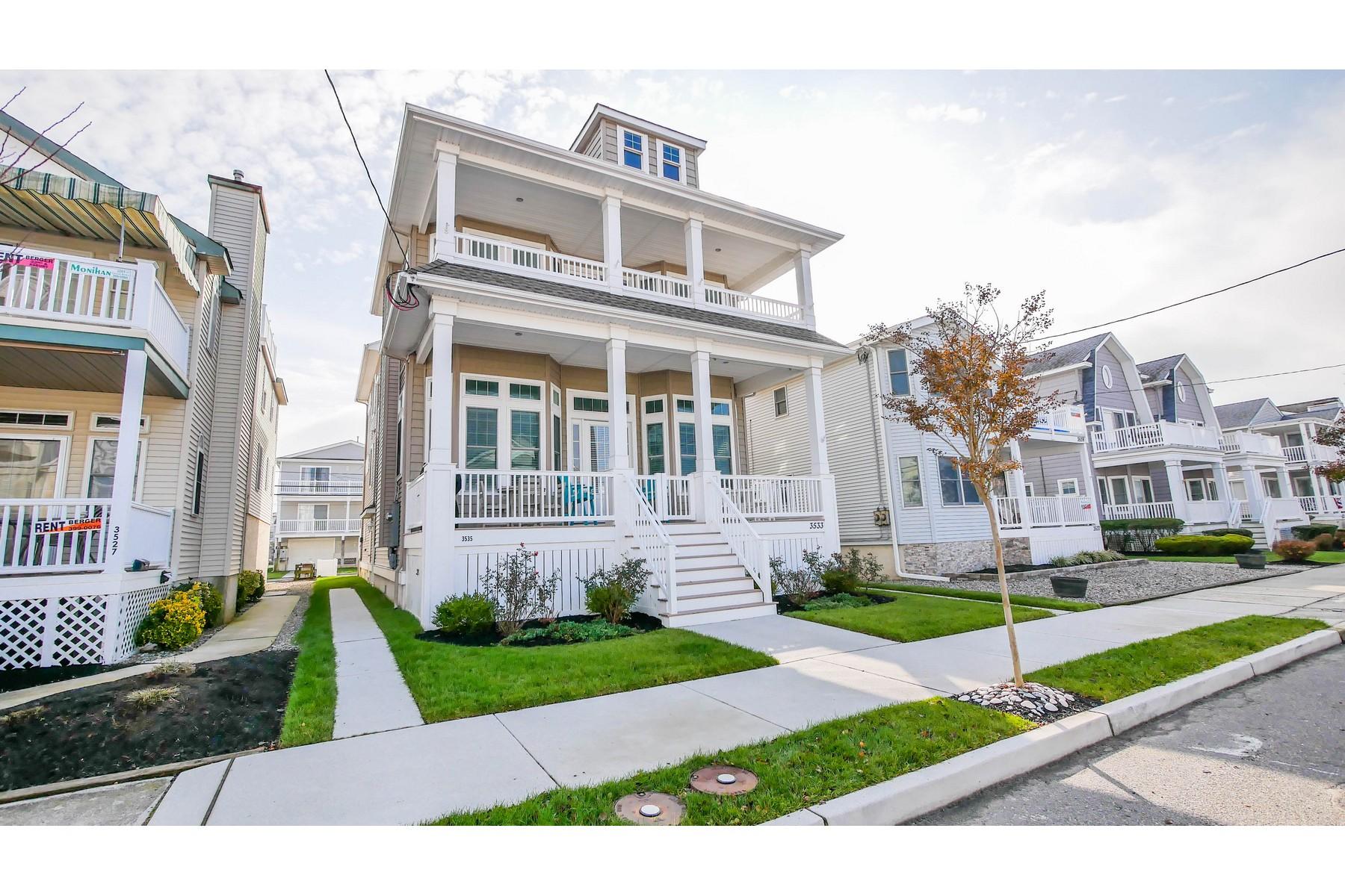 Condominiums for Sale at Beautiful 1st Floor Condo 3533 Asbury Avenue 1st Floor Ocean City, New Jersey 08226 United States
