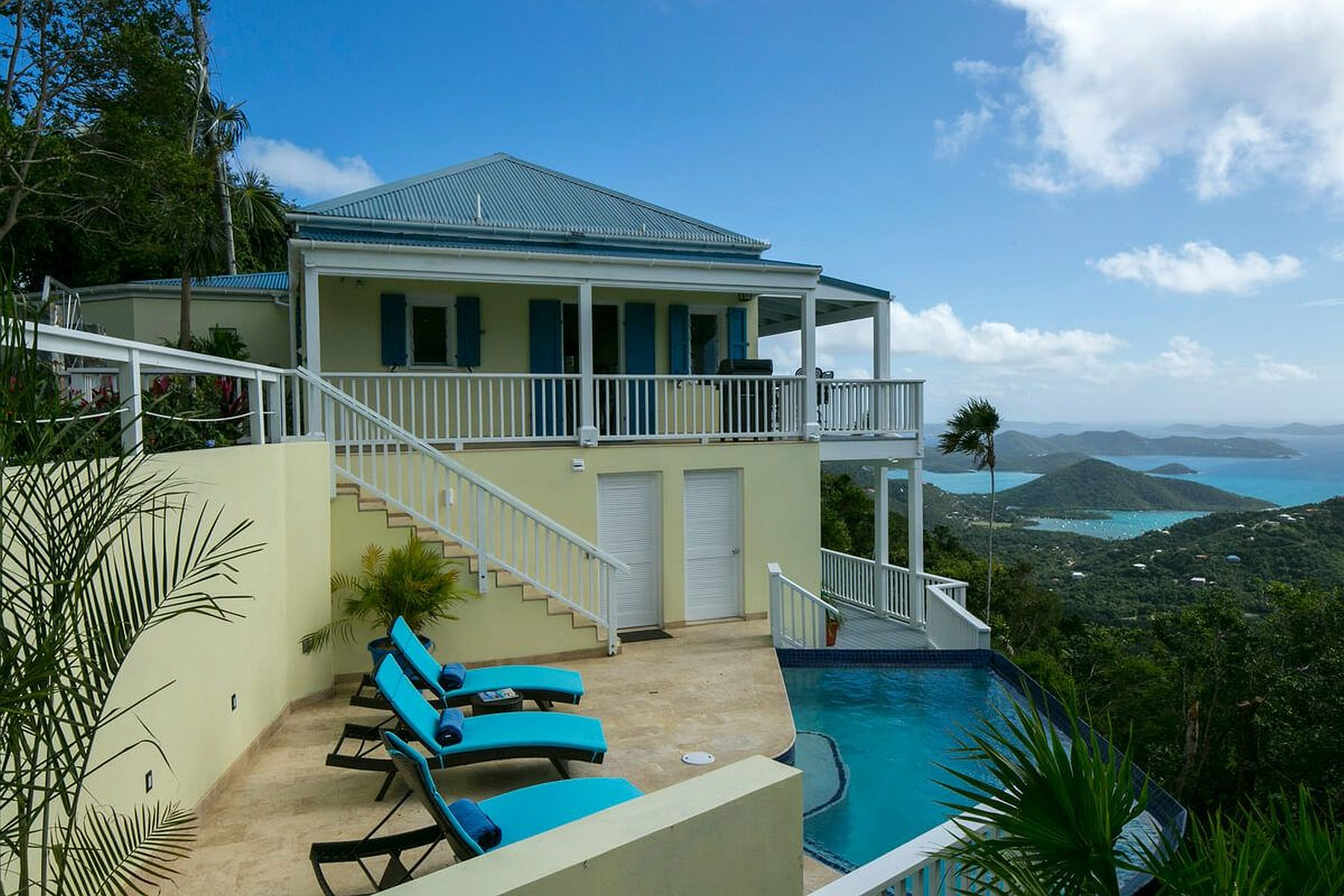 Additional photo for property listing at All About the View 8-A-A Estate Carolina St John, Virgin Islands 00830 United States Virgin Islands