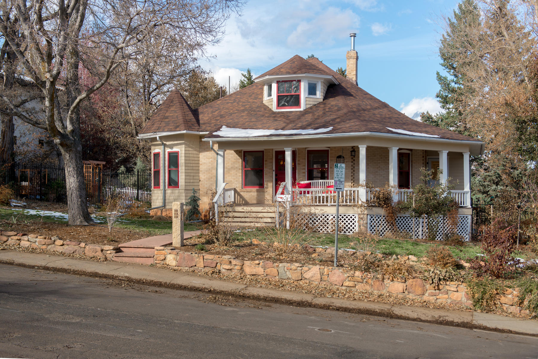 Single Family Homes for Sale at Boulder Bungalow Close To Chautauqua 1565 Columbine Ave Boulder, Colorado 80302 United States