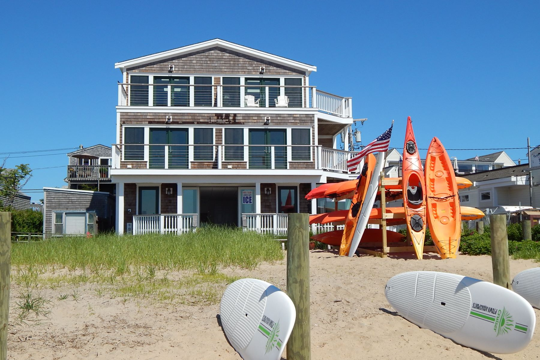 Condominium for Sale at Harborfront Landing with waterviews 333R Commercial Street, Unit 5, Provincetown, Massachusetts, 02657 United States