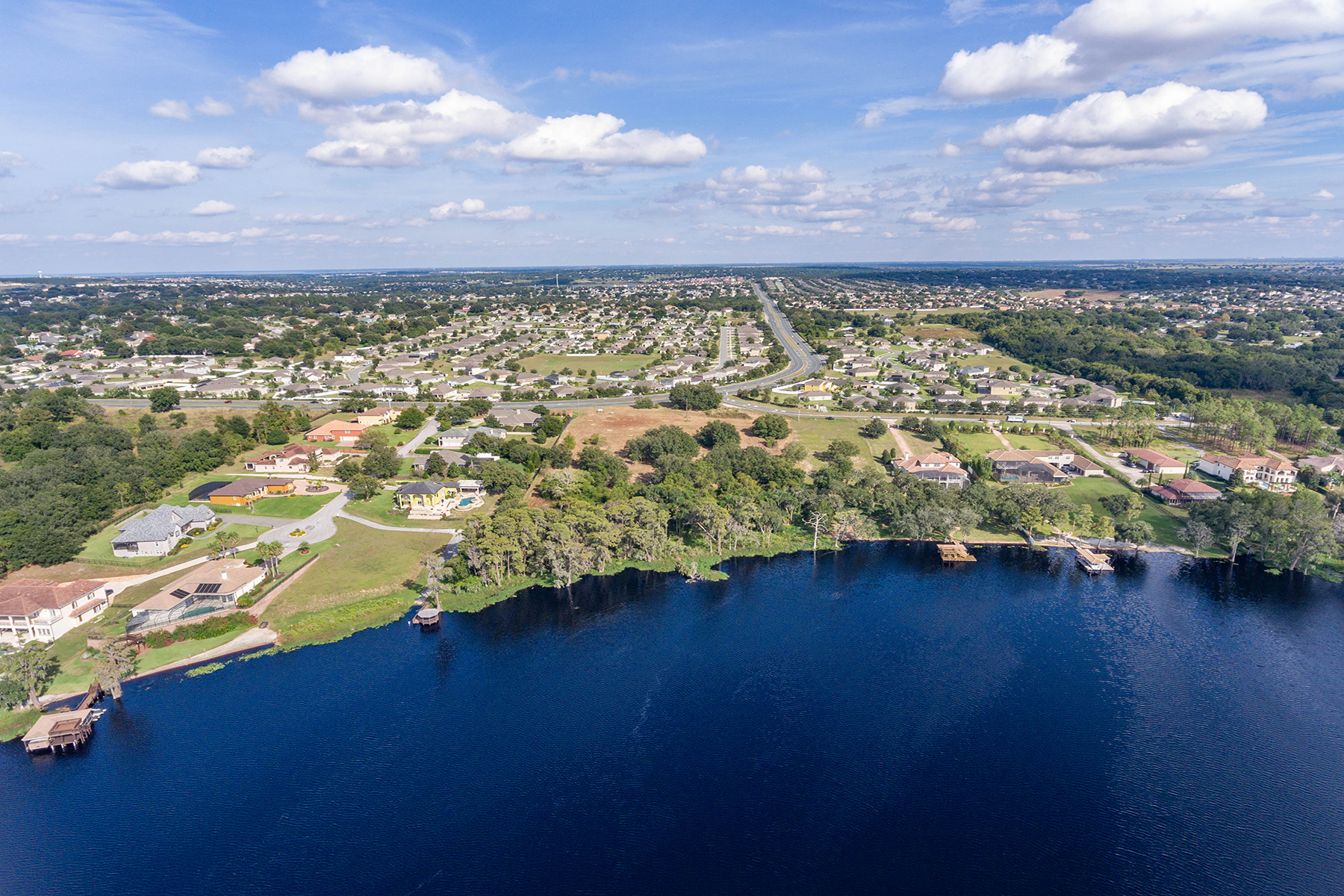 Land for Active at CERMONT-ORLANDO Lake Louisa Rd Rd Clermont, Florida 34711 United States