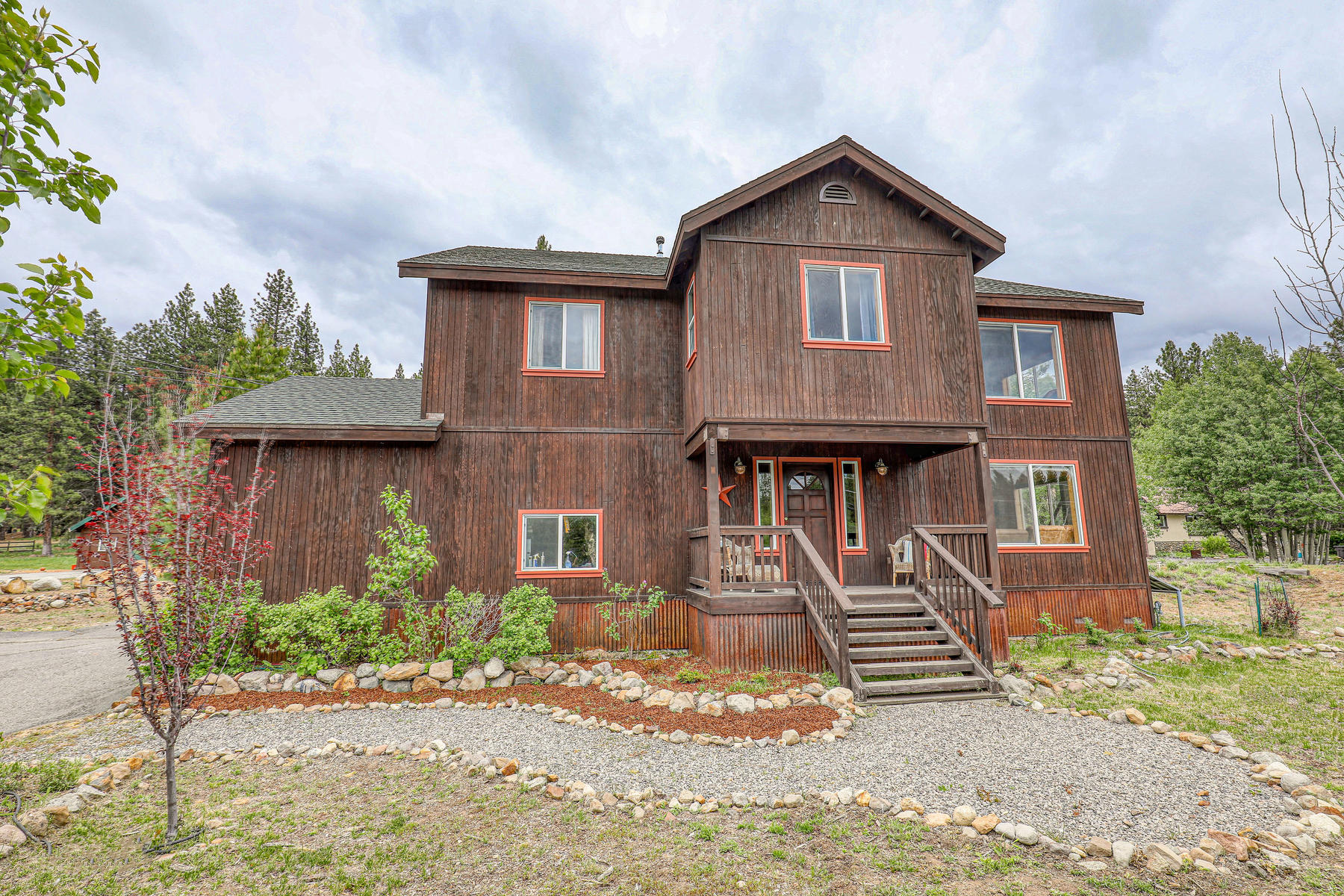 Single Family Homes for Active at One Acre Family Compound 14981 Glenshire Drive Truckee, California 96161 United States