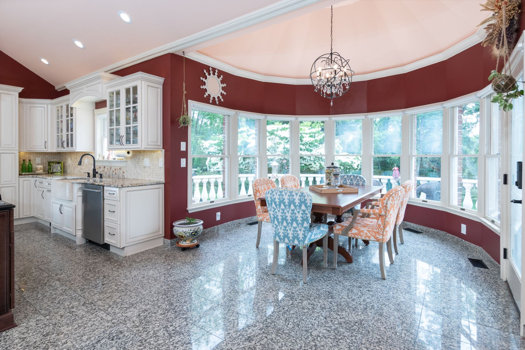 Additional photo for property listing at Luxury Smart Home Enveloped by Nature 1407 Canal Road, Princeton, New Jersey 08540 United States