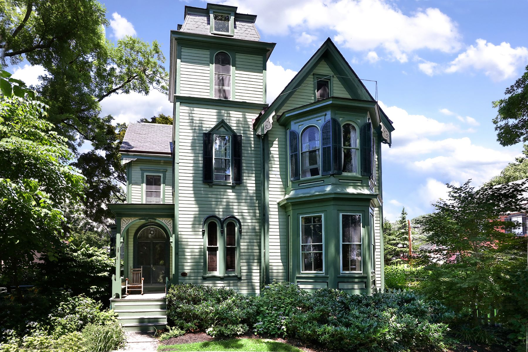 Property for Sale at A Standout With Signature Style 18 Jefferson Street, Lambertville, New Jersey 08530 United States